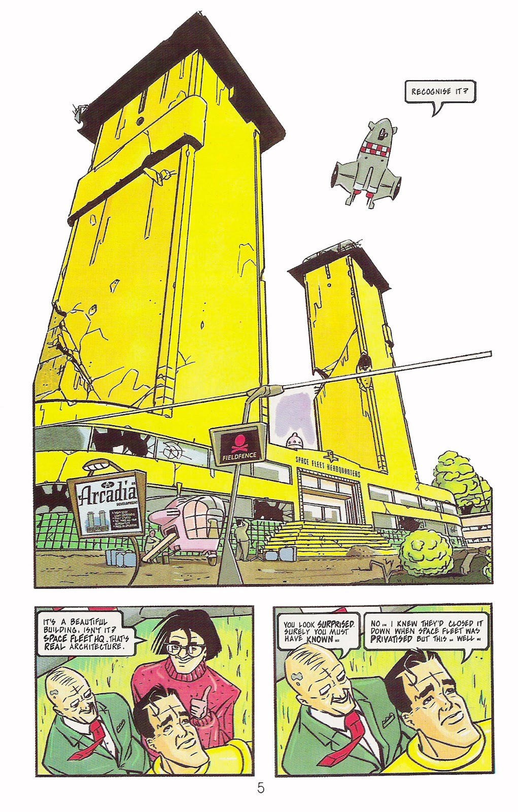 Read online Dare comic -  Issue #2 - 6