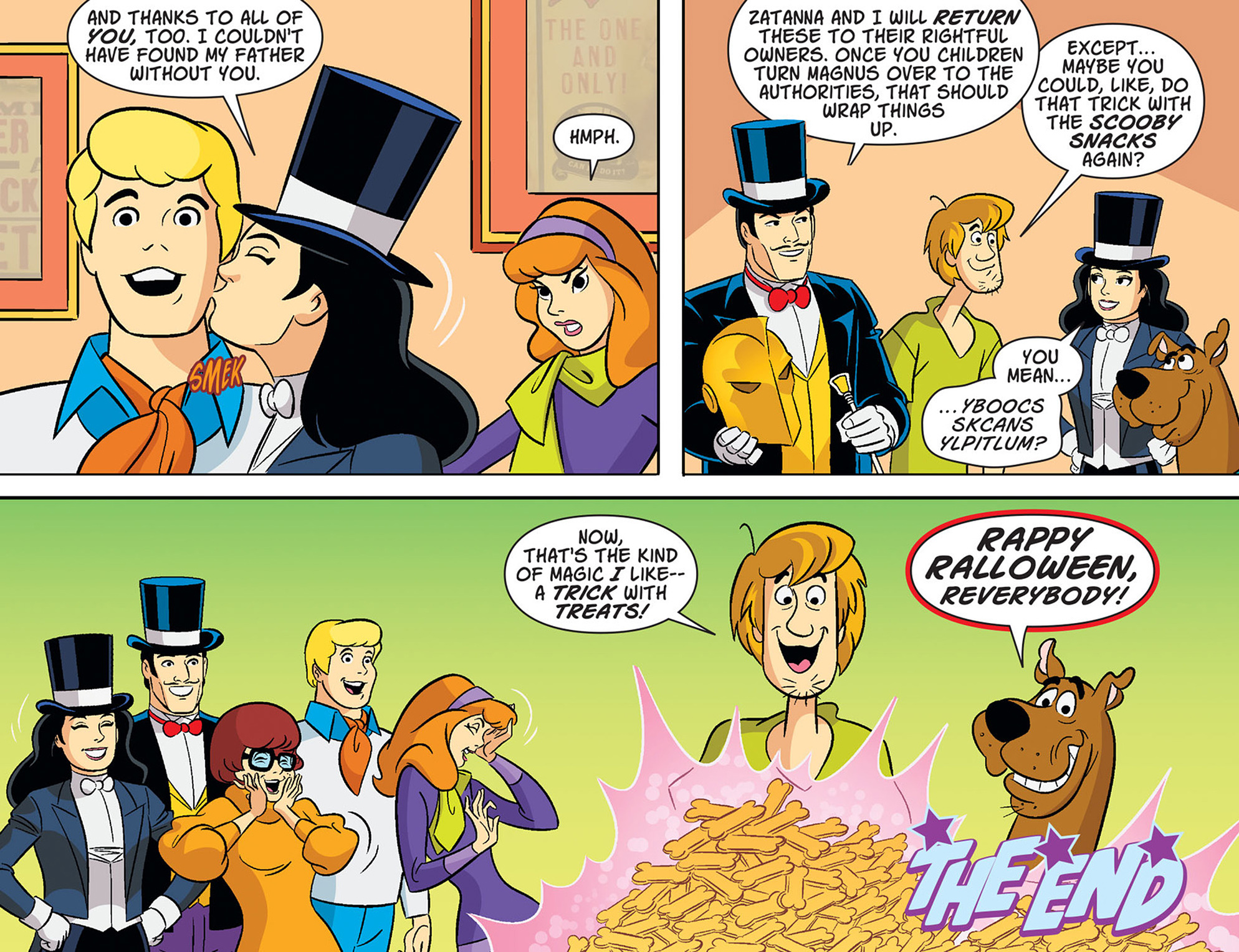 Read online Scooby-Doo! Team-Up comic -  Issue #38 - 23
