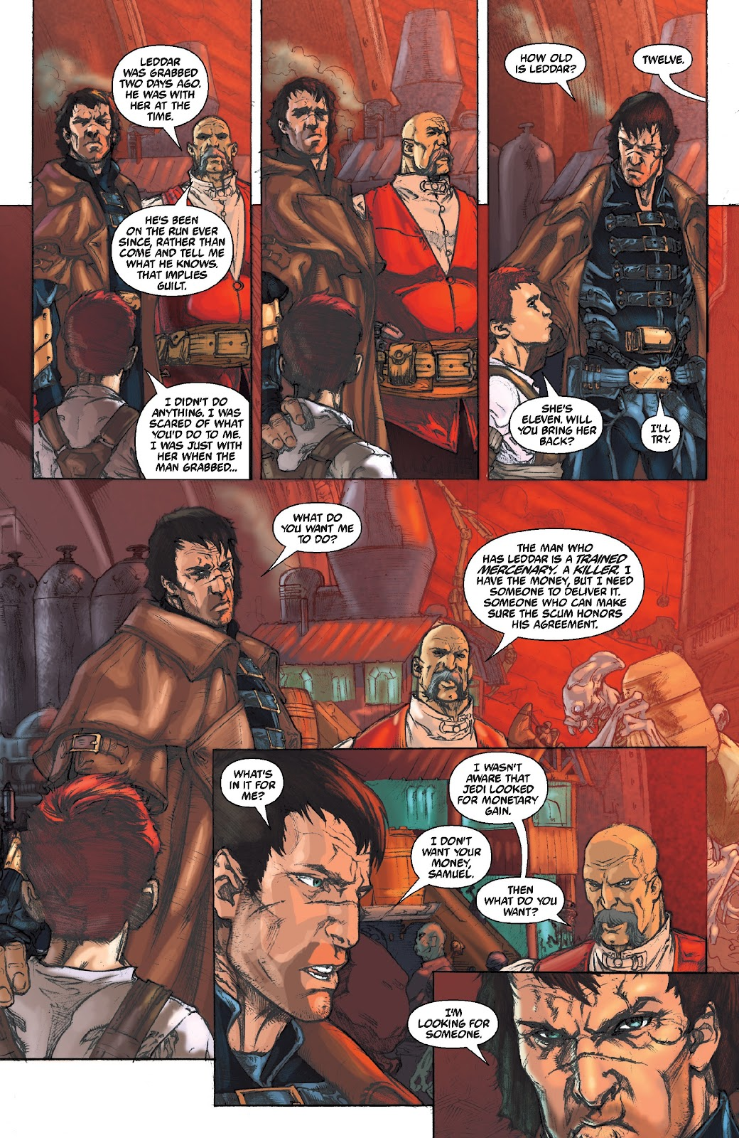 Read online Star Wars Legends Epic Collection: The Menace Revealed comic -  Issue # TPB (Part 4) - 94