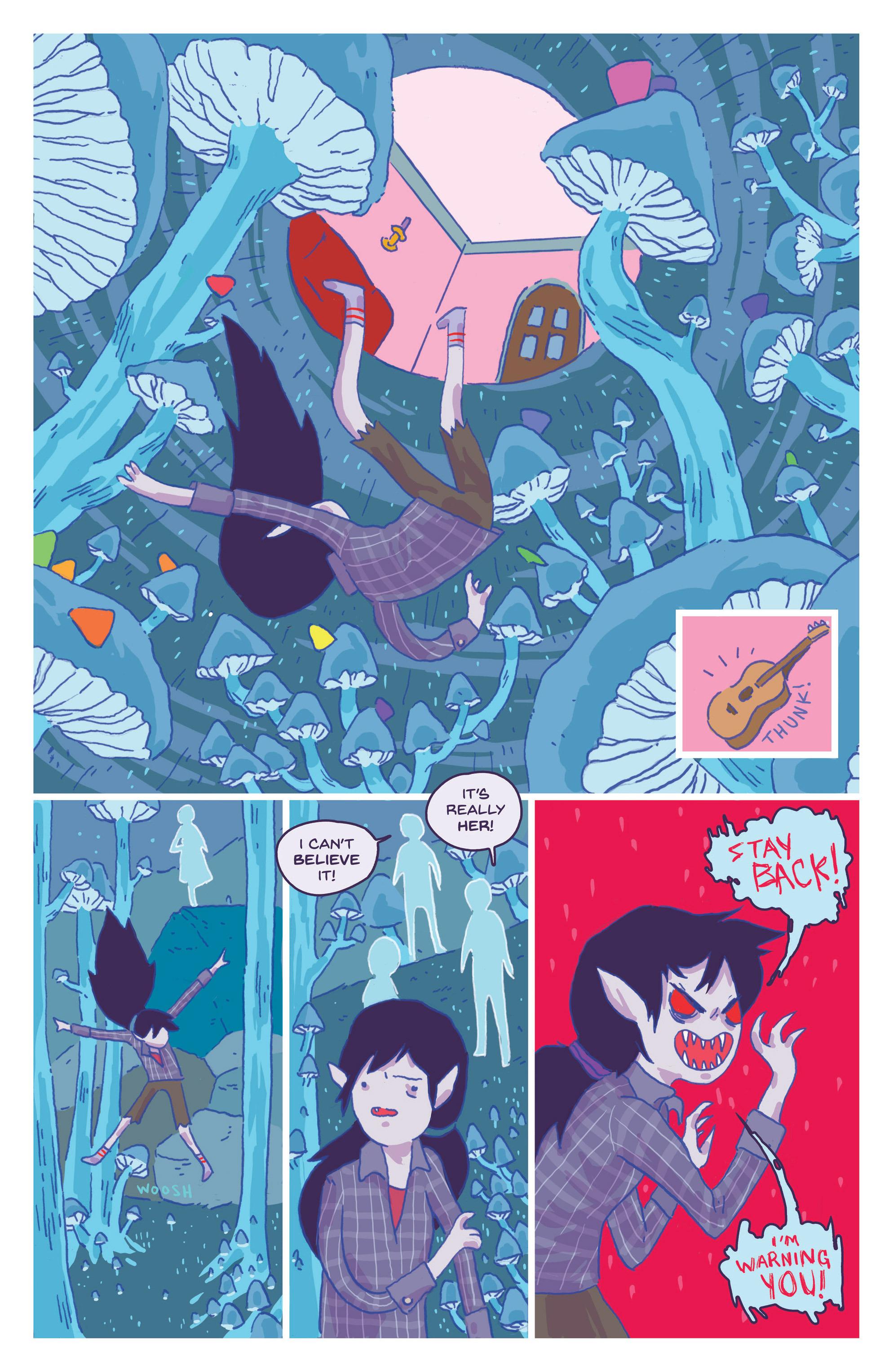 Read online Adventure Time Comics comic -  Issue #3 - 13