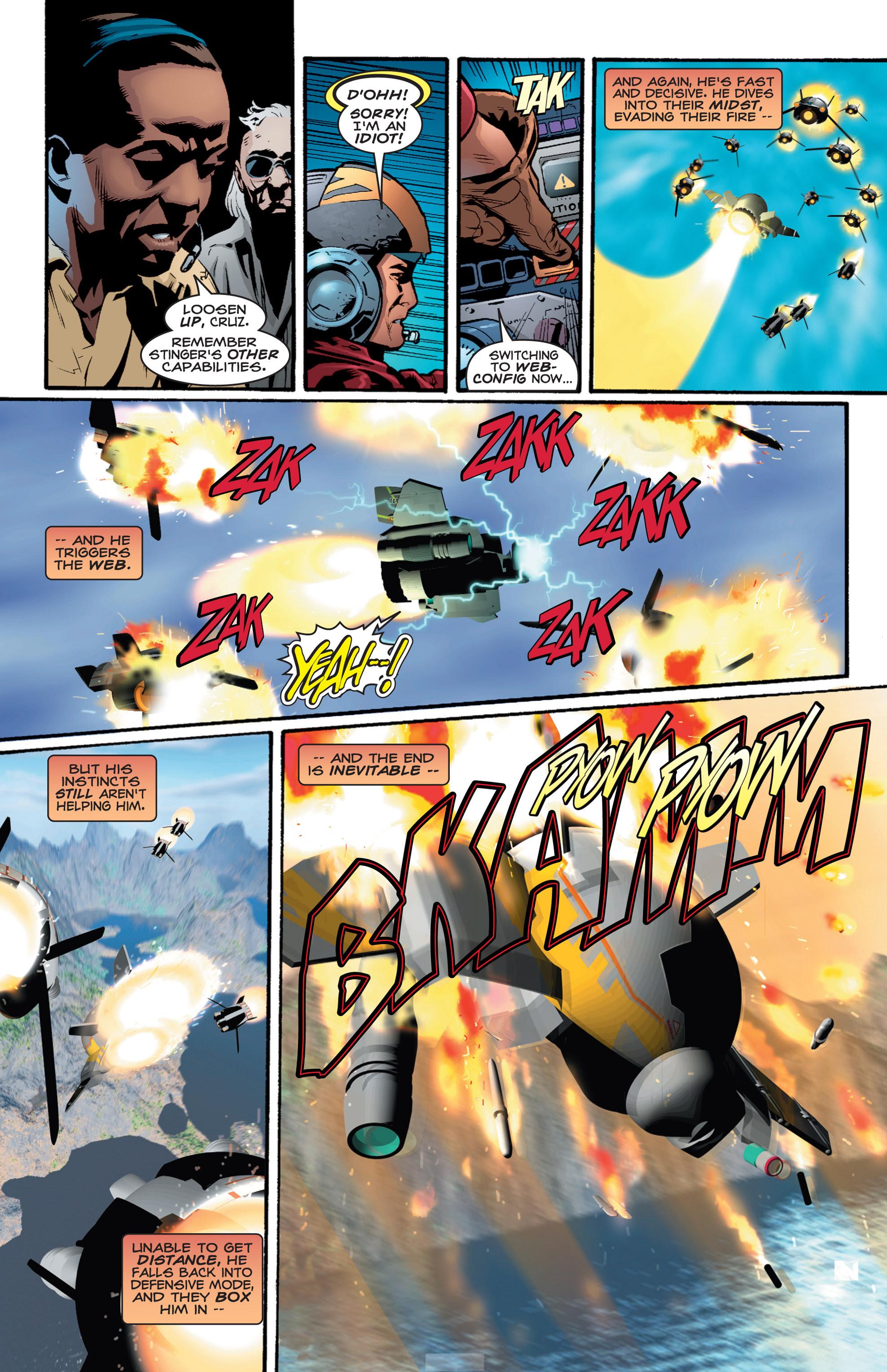 Read online Shockrockets comic -  Issue # TPB - 34