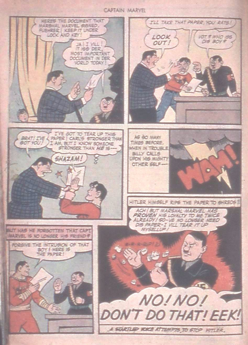Captain Marvel Adventures issue 42 - Page 26