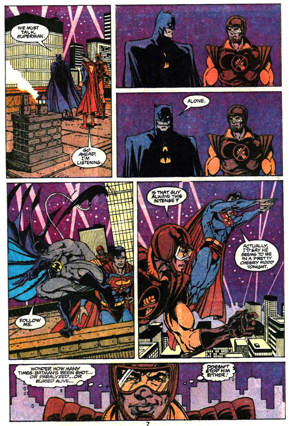 Adventures of Superman (1987) 467 Page 8