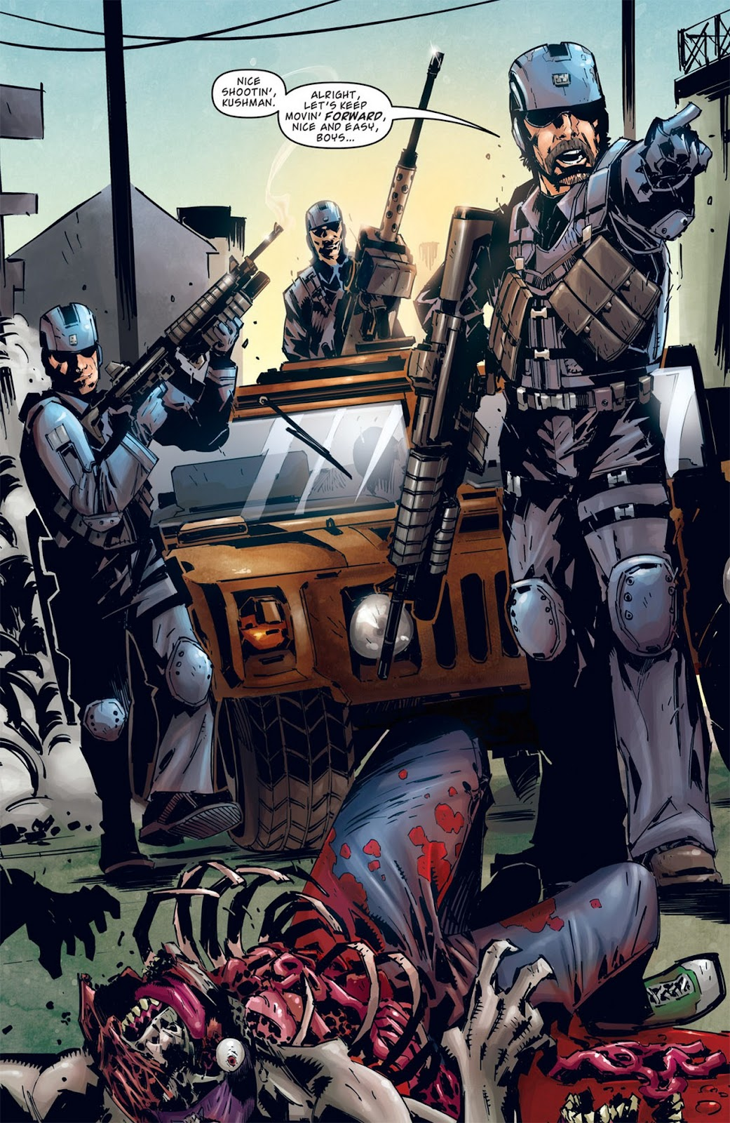 Read online Dead Rising: Road to Fortune comic -  Issue #2 - 5