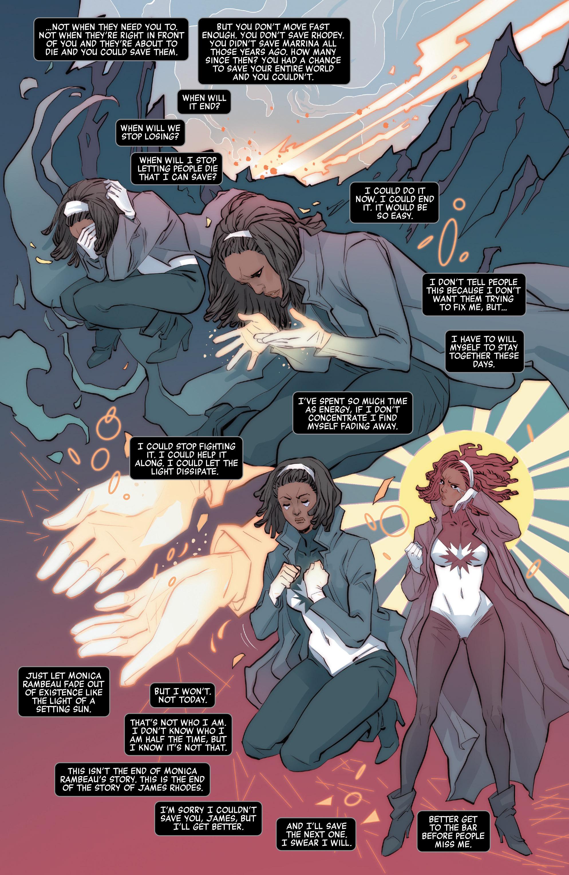 Read online Civil War II: Choosing Sides comic -  Issue #2 - 7