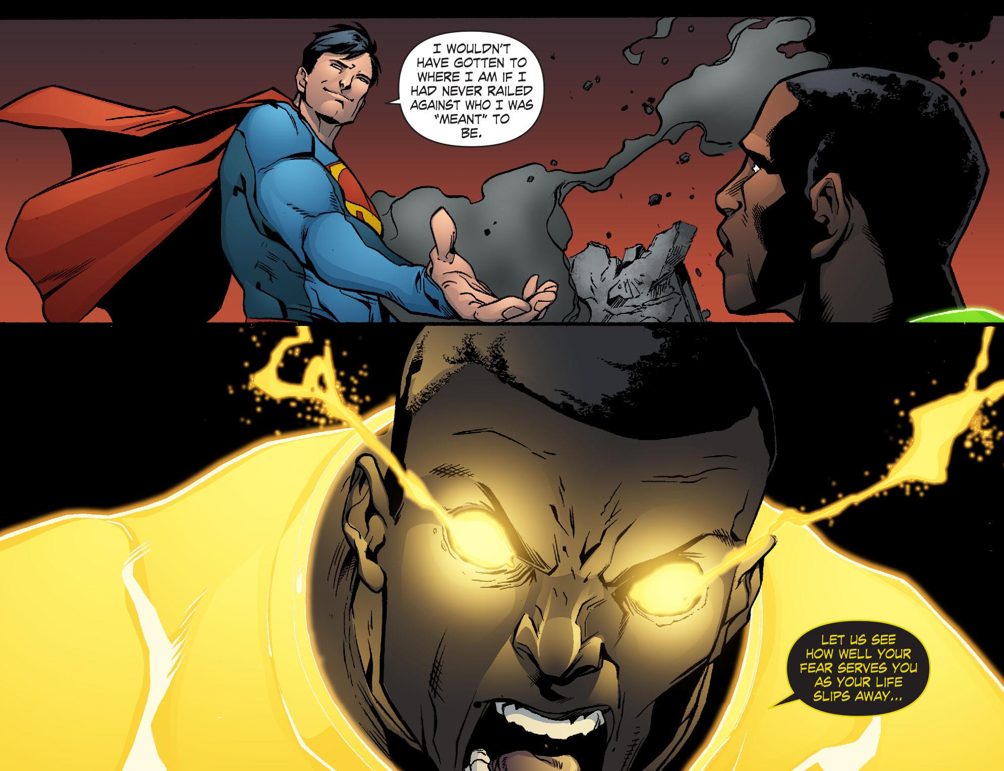 Read online Smallville: Lantern [I] comic -  Issue #10 - 18
