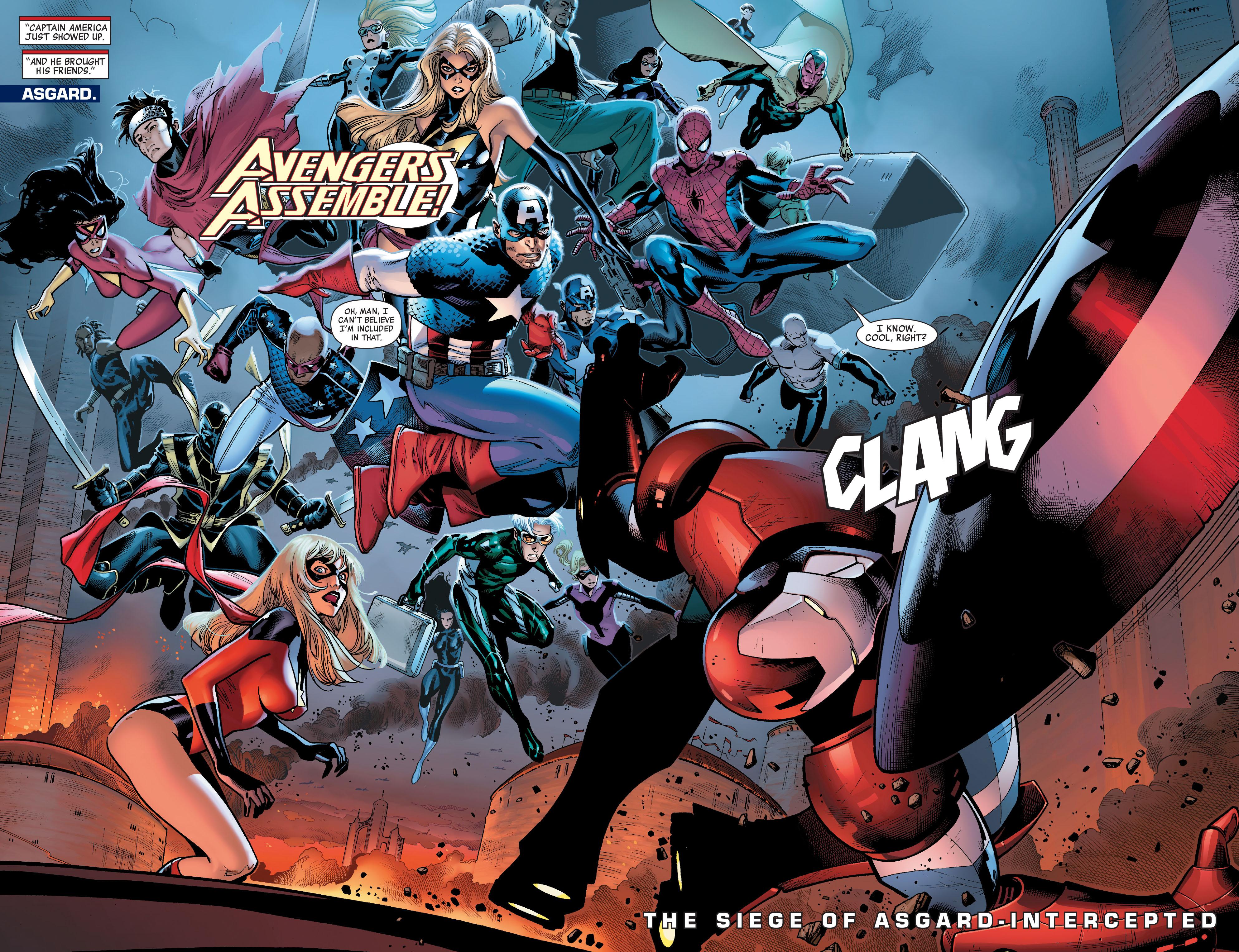 Read online Siege (2010) comic -  Issue #3 - 4