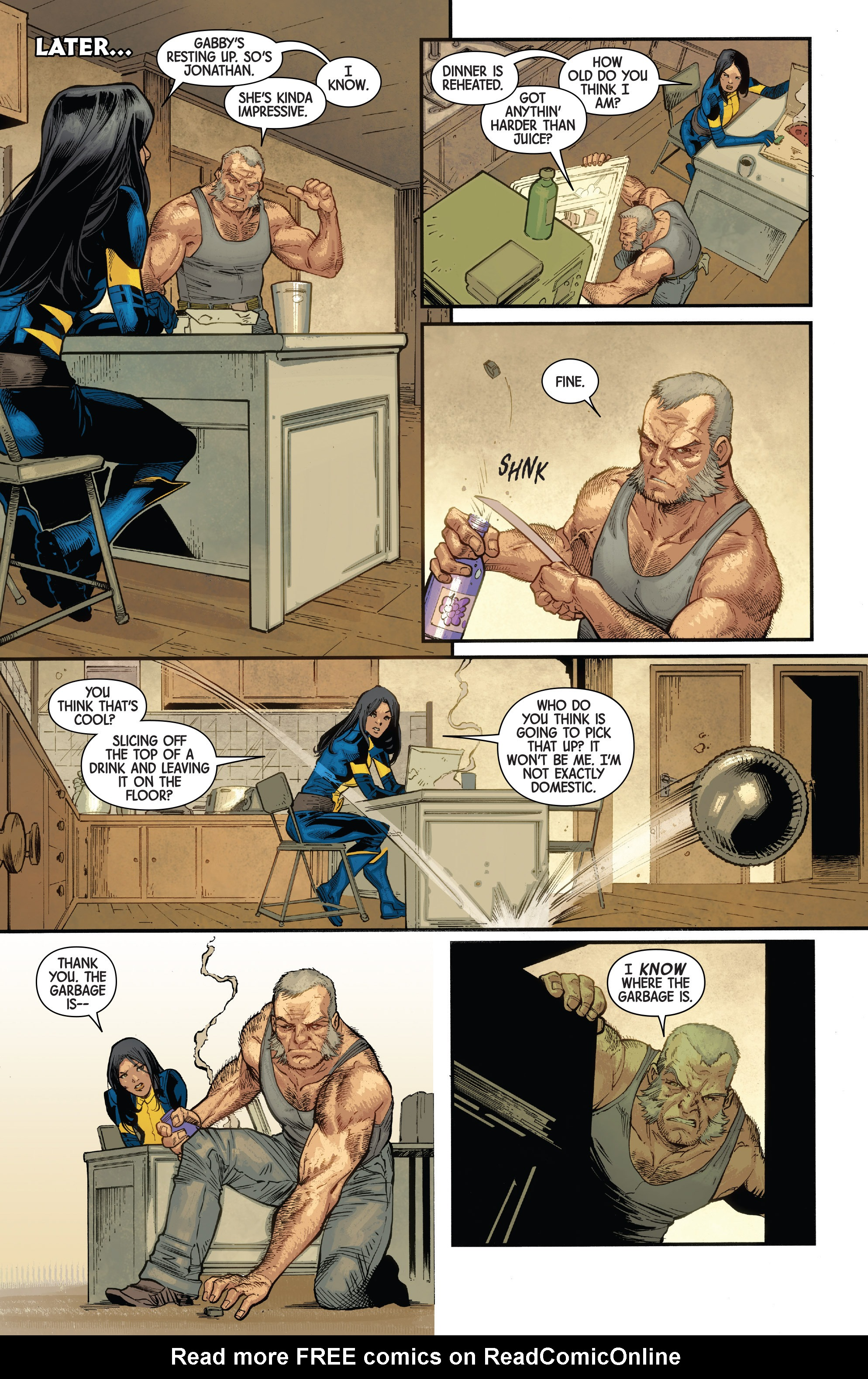 Read online All-New Wolverine (2016) comic -  Issue #10 - 25