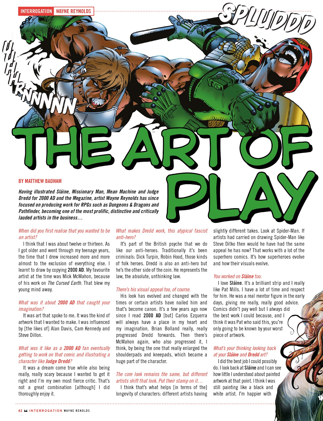 Judge Dredd Megazine (Vol. 5) issue 427 - Page 41