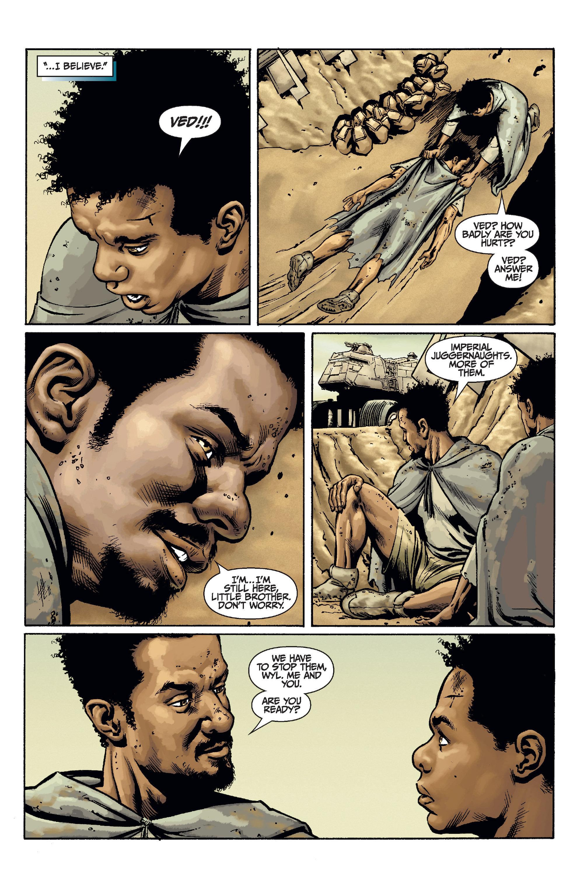 Read online Star Wars Omnibus comic -  Issue # Vol. 20 - 248