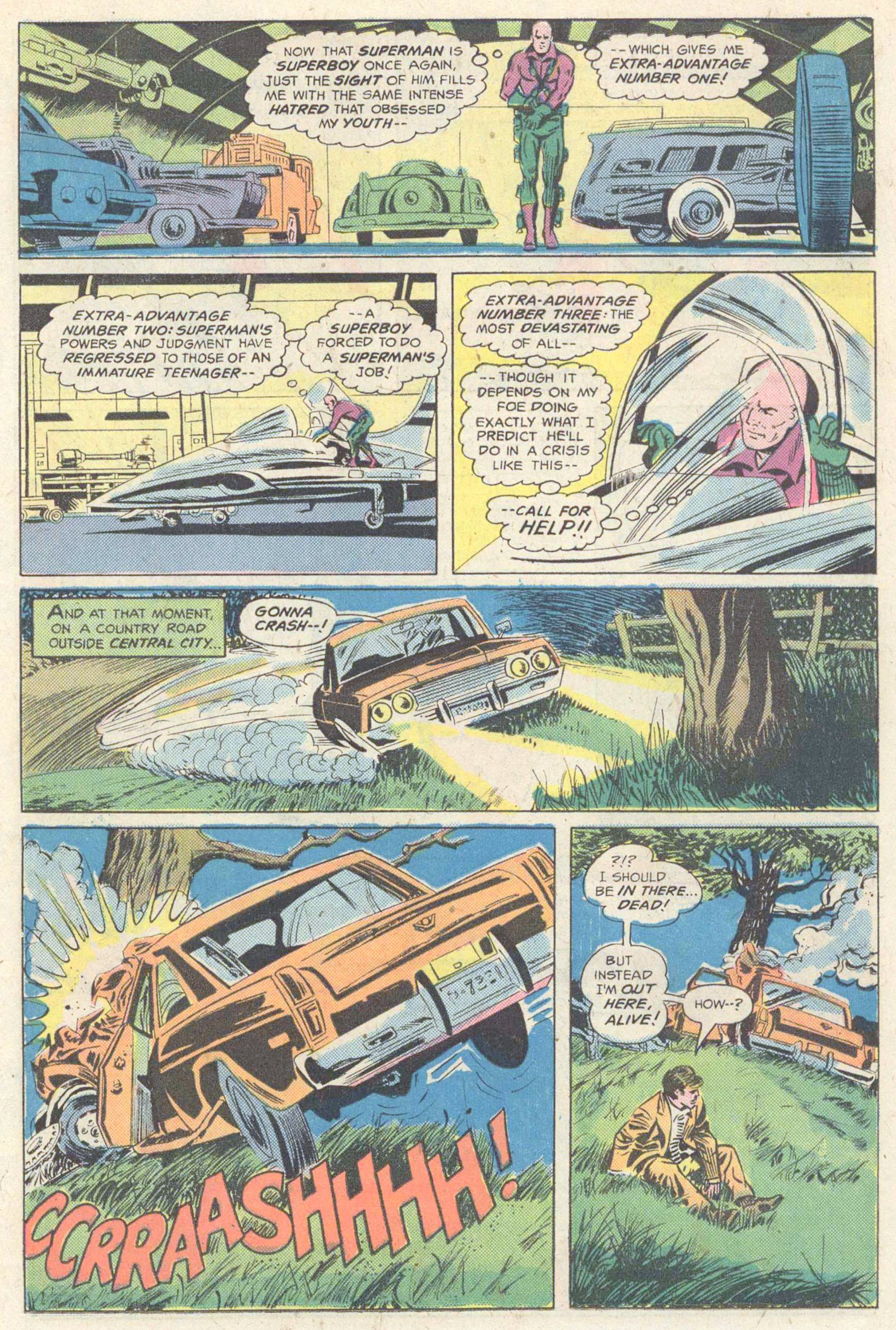 Read online Action Comics (1938) comic -  Issue #466 - 15
