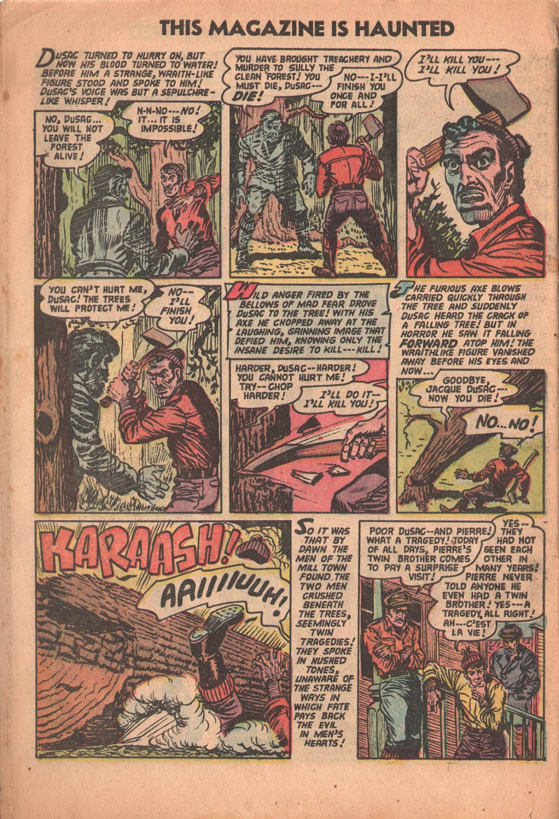 Read online This Magazine Is Haunted comic -  Issue #15 - 34