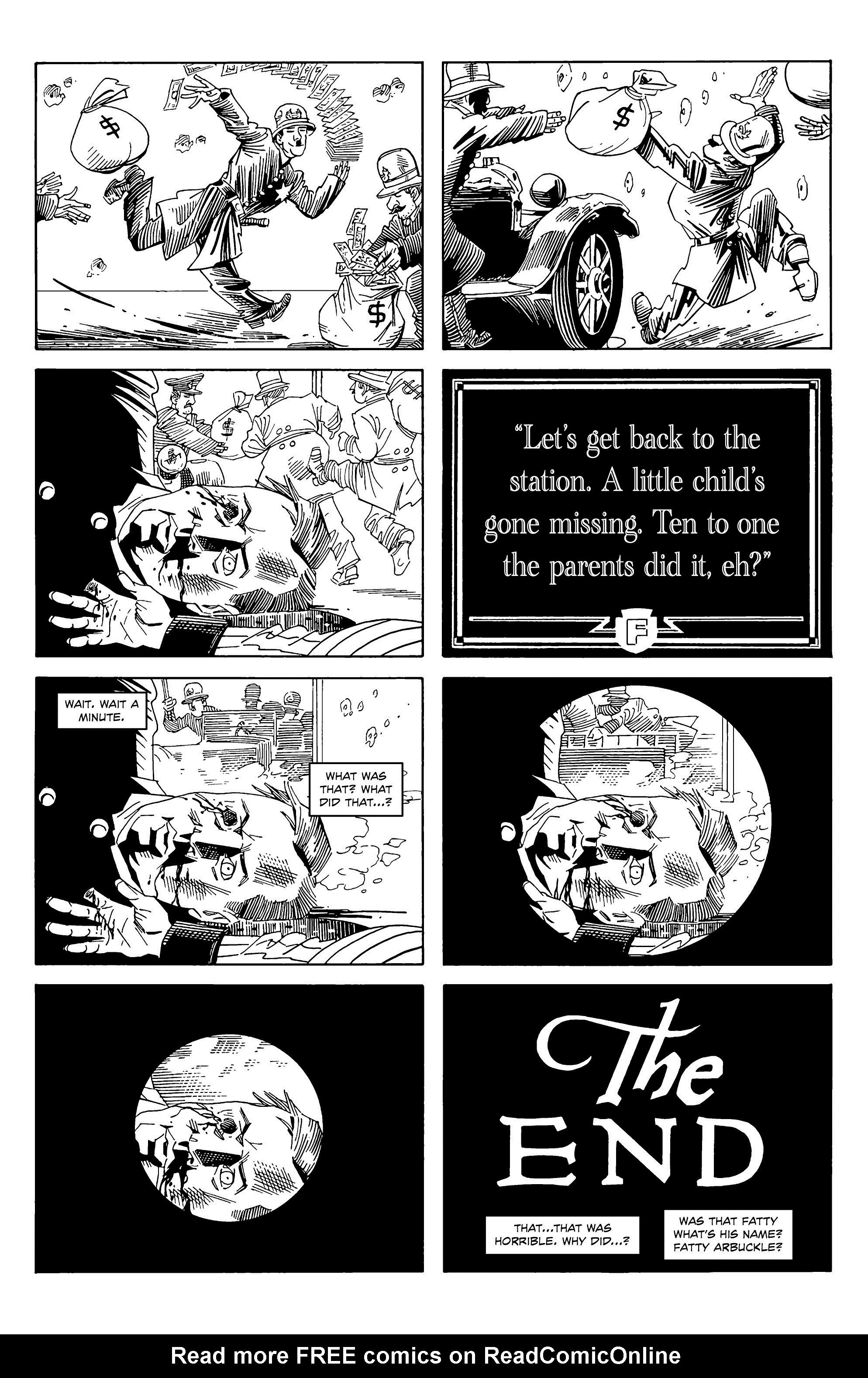 Read online Alan Moore's Cinema Purgatorio comic -  Issue #1 - 11