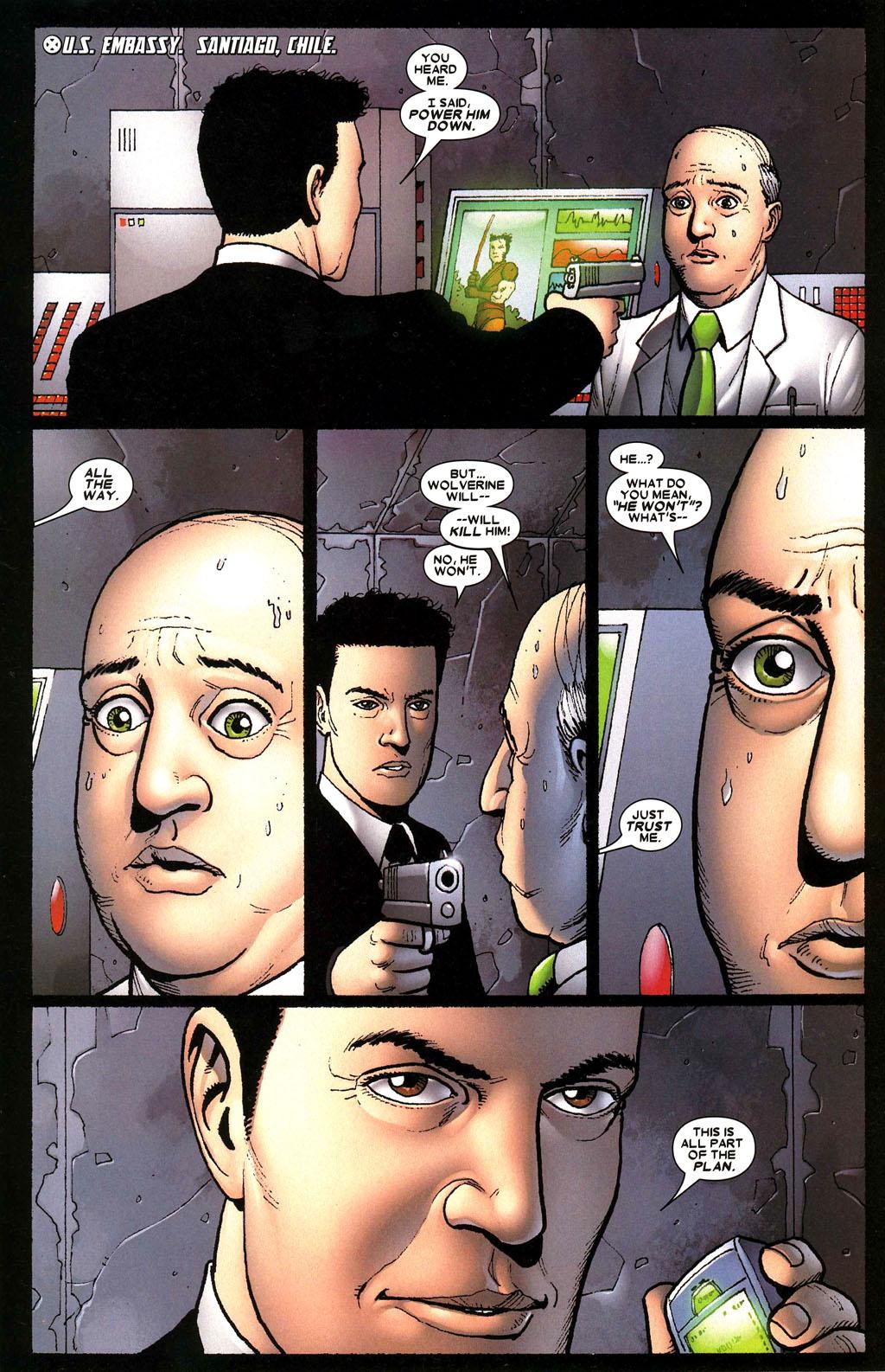 Read online Wolverine: Origins comic -  Issue #3 - 21