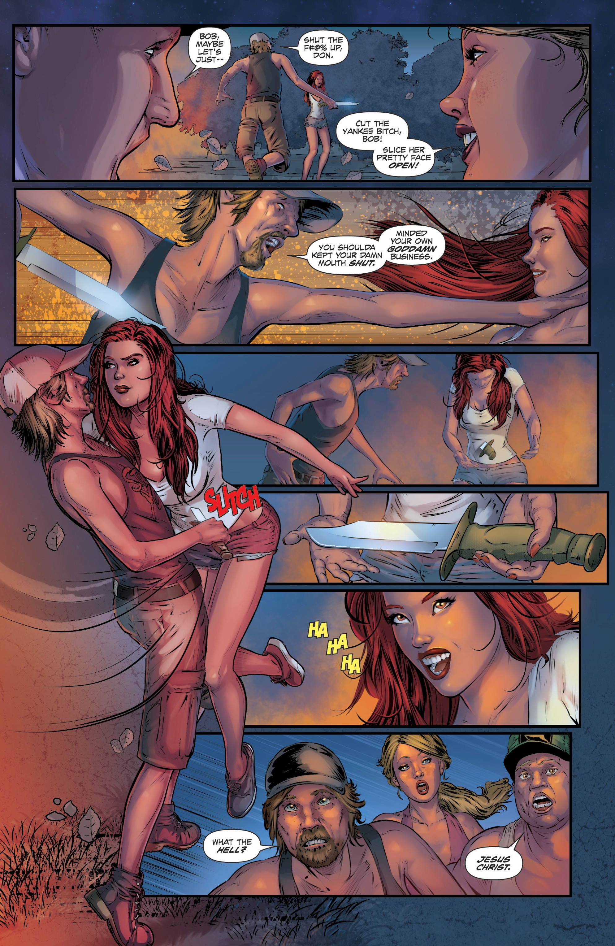 Read online Grimm Fairy Tales presents Death comic -  Issue # Full - 6