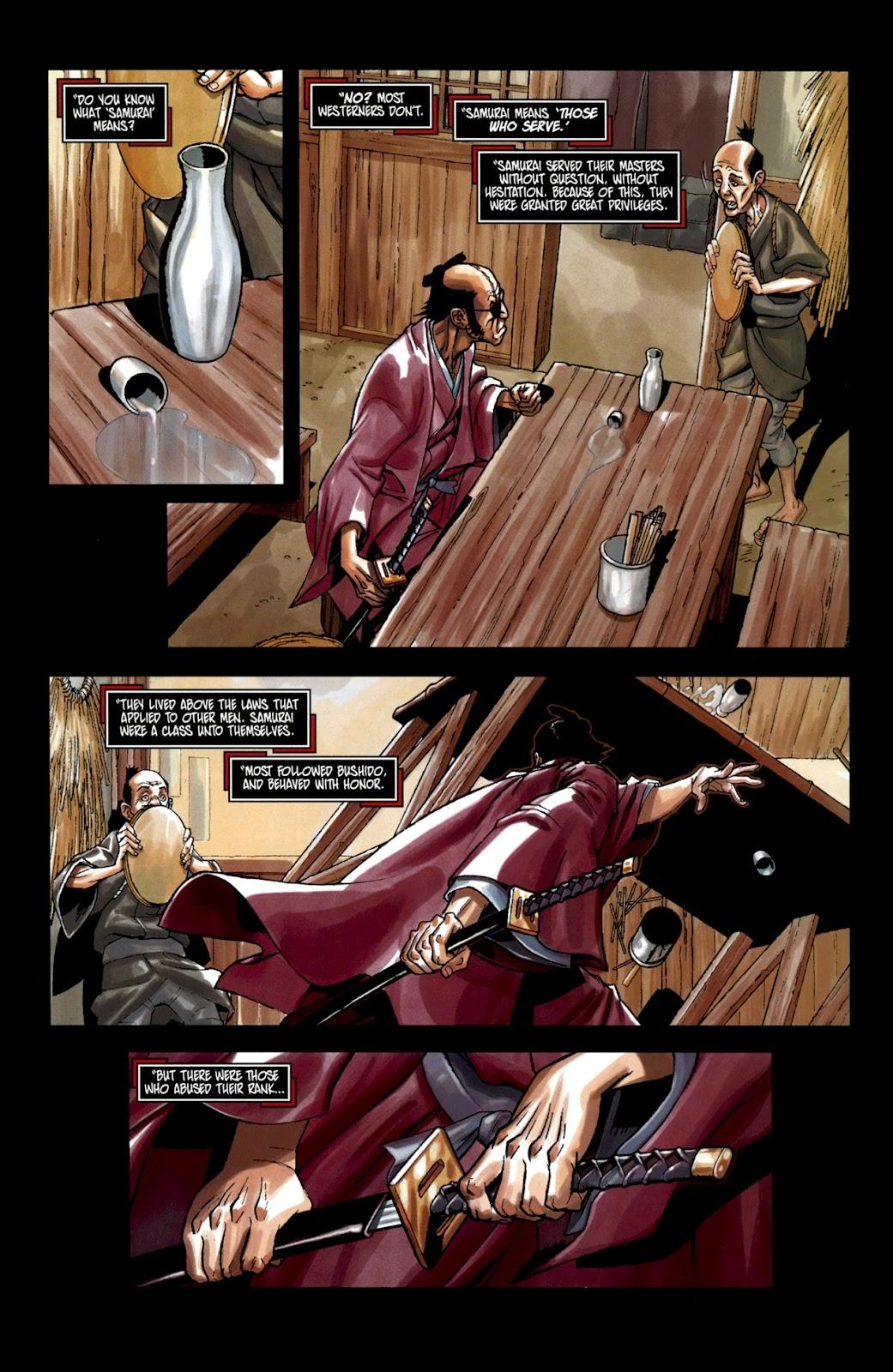Read online Shinku comic -  Issue #2 - 3