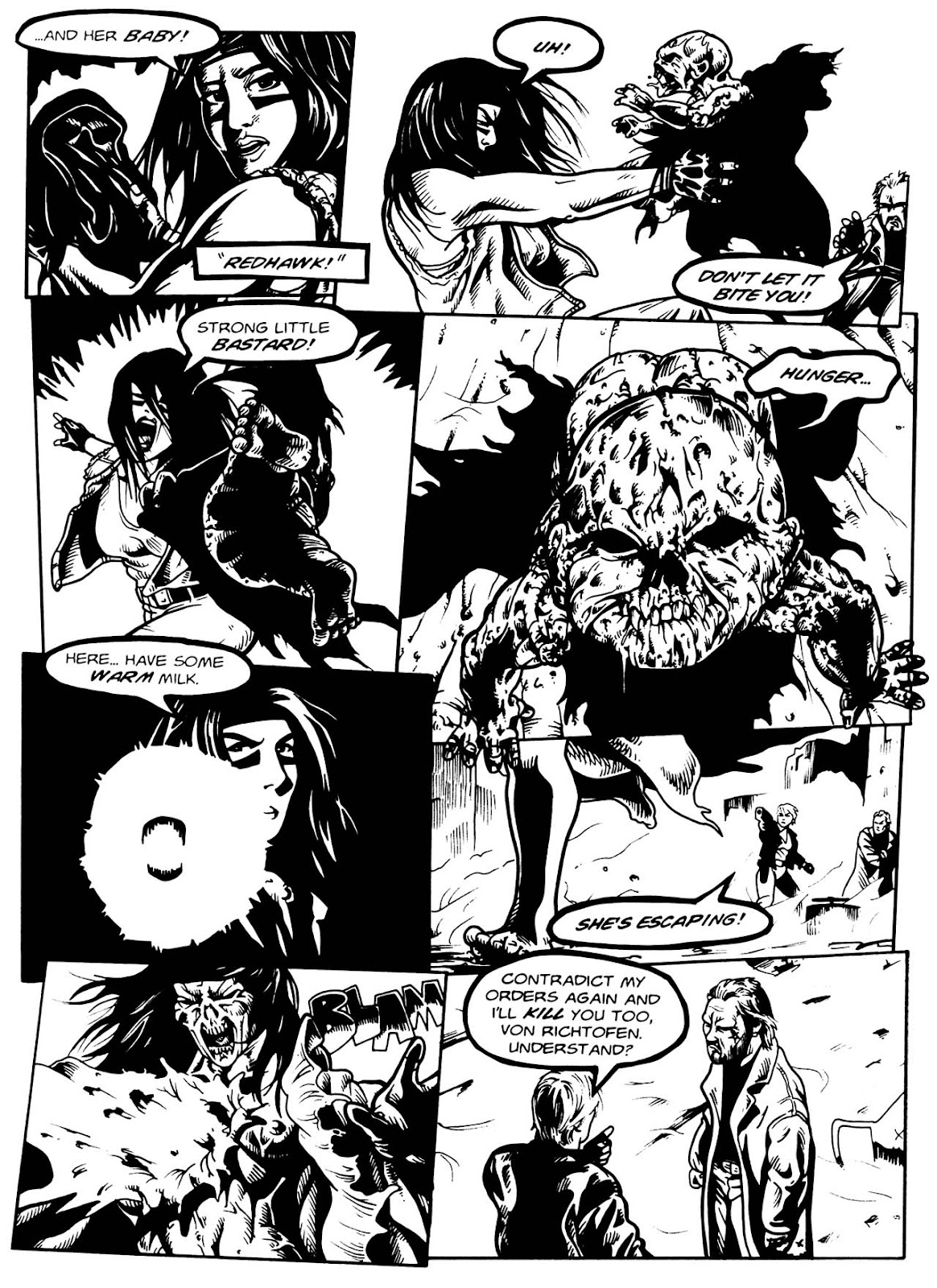Read online Night of the Living Dead (1994) comic -  Issue #3 - 20
