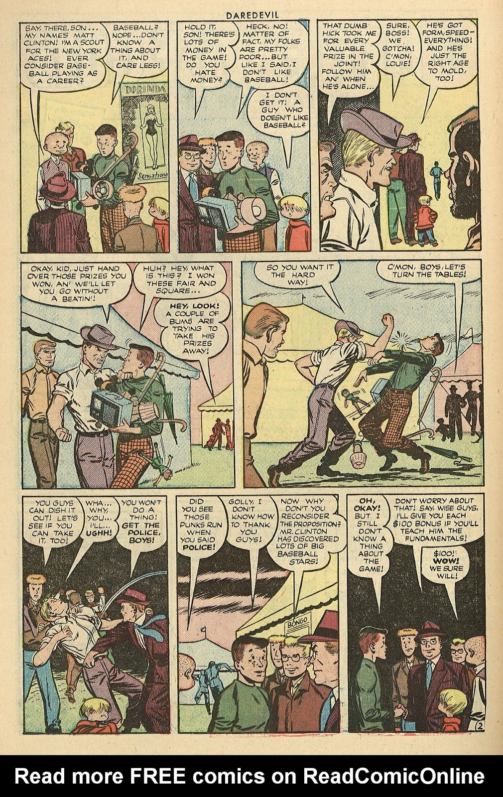 Daredevil (1941) issue 101 - Page 26