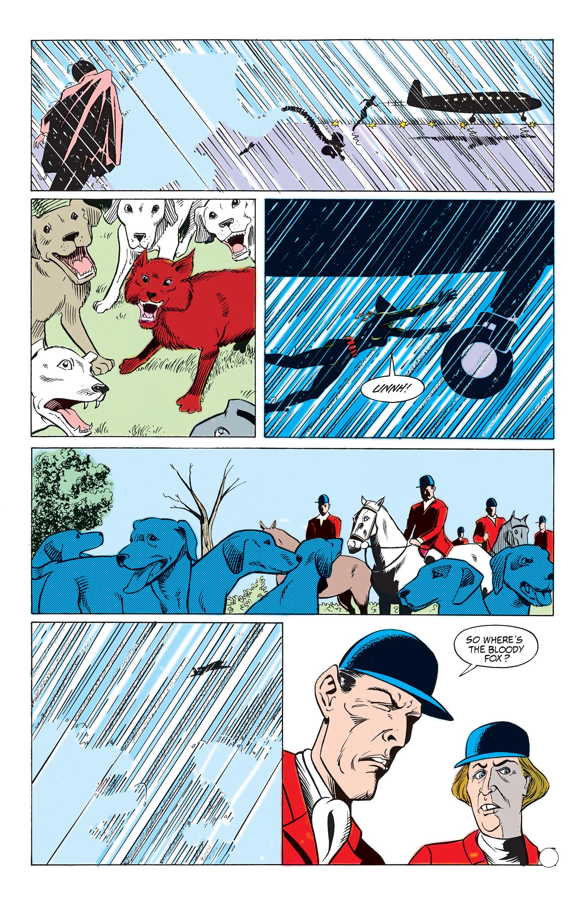 Read online Animal Man (1988) comic -  Issue #10 - 25