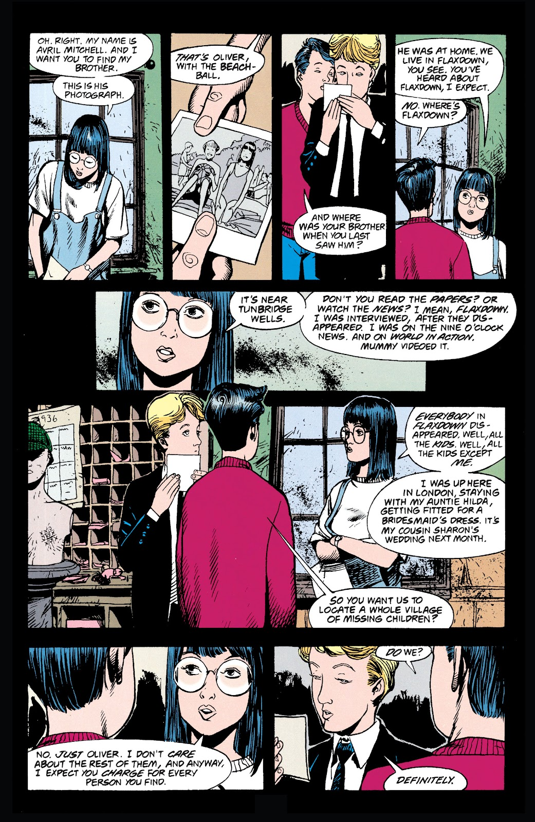 Read online The Children's Crusade comic -  Issue # _TPB (Part 1) - 15