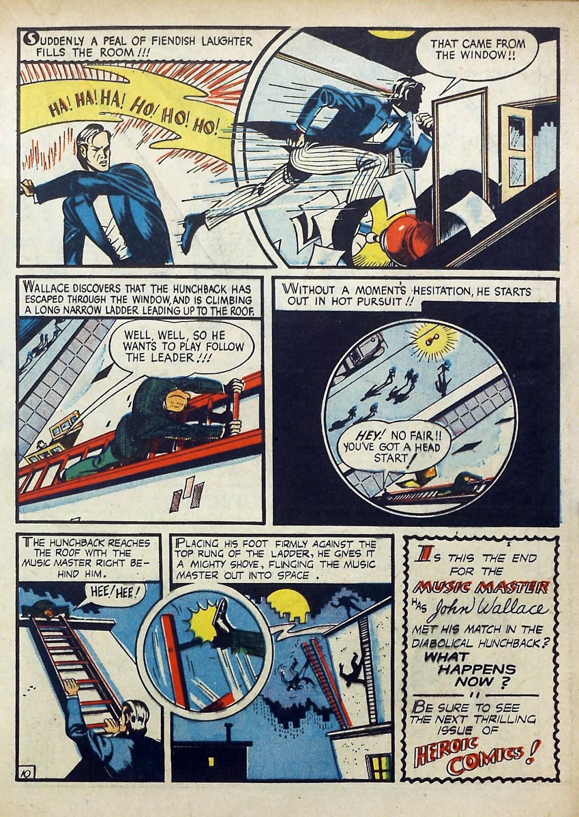 Reglar Fellers Heroic Comics issue 13 - Page 33