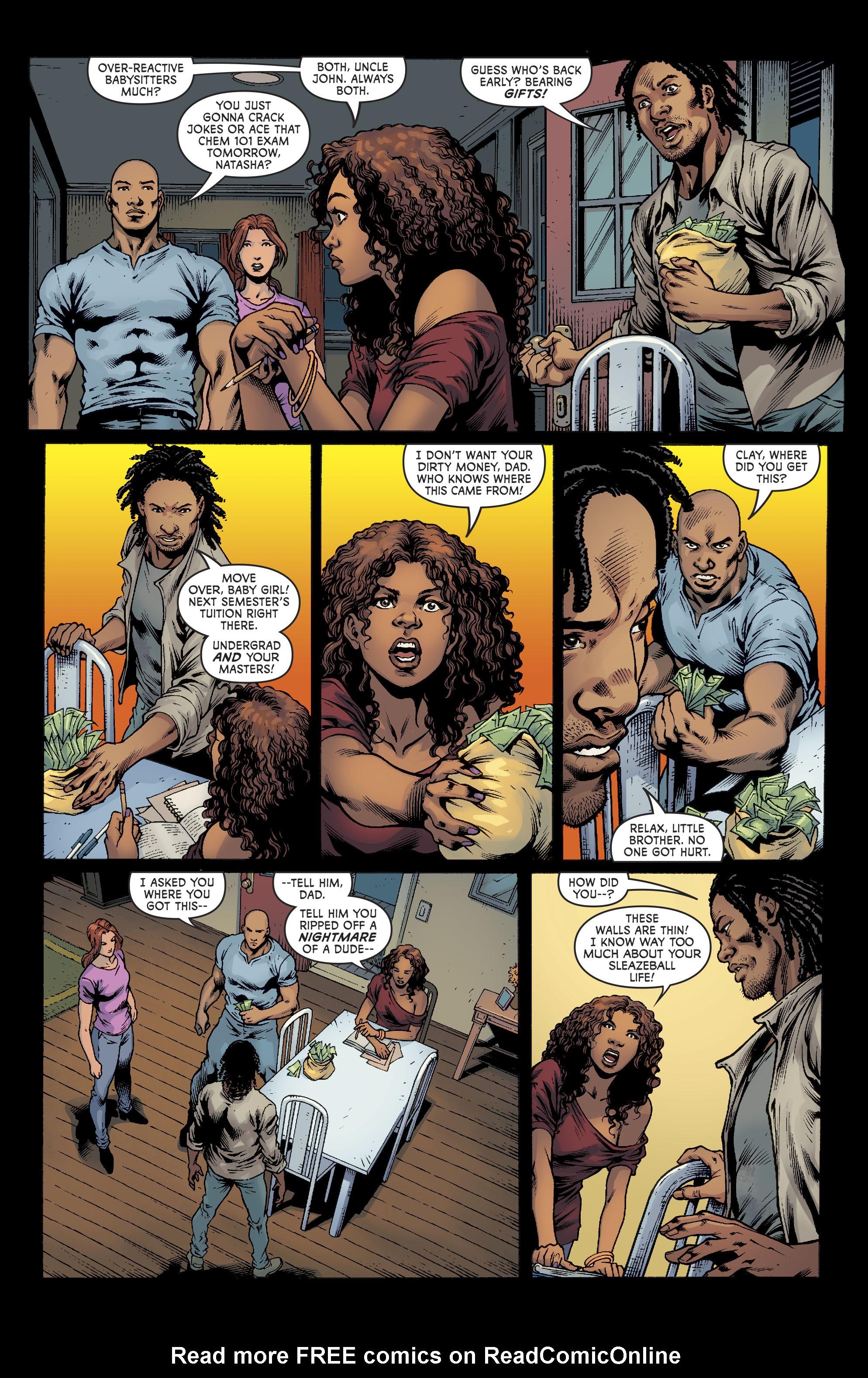 Read online Superwoman comic -  Issue #11 - 6
