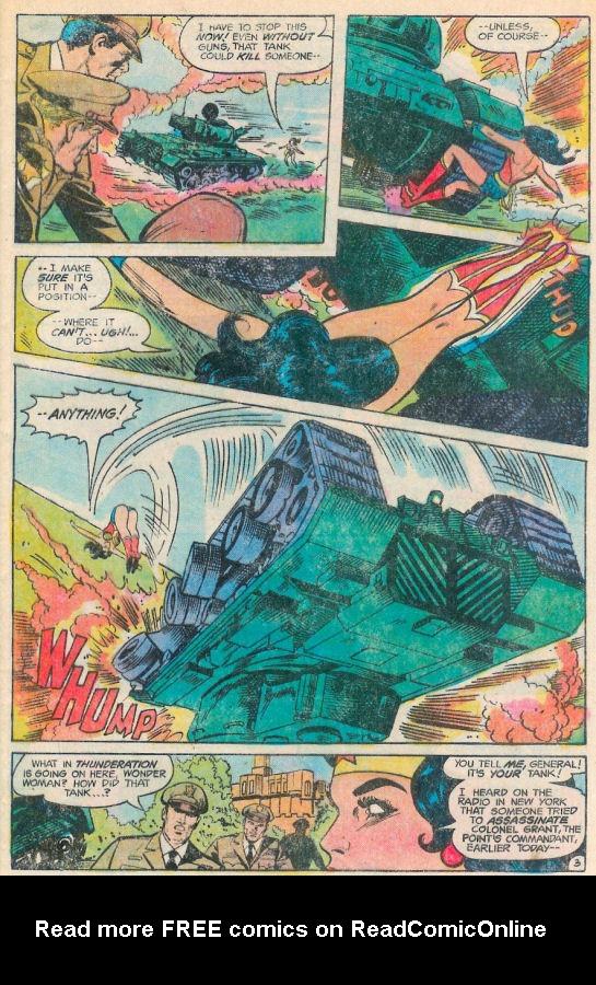 Read online Wonder Woman (1942) comic -  Issue #258 - 4