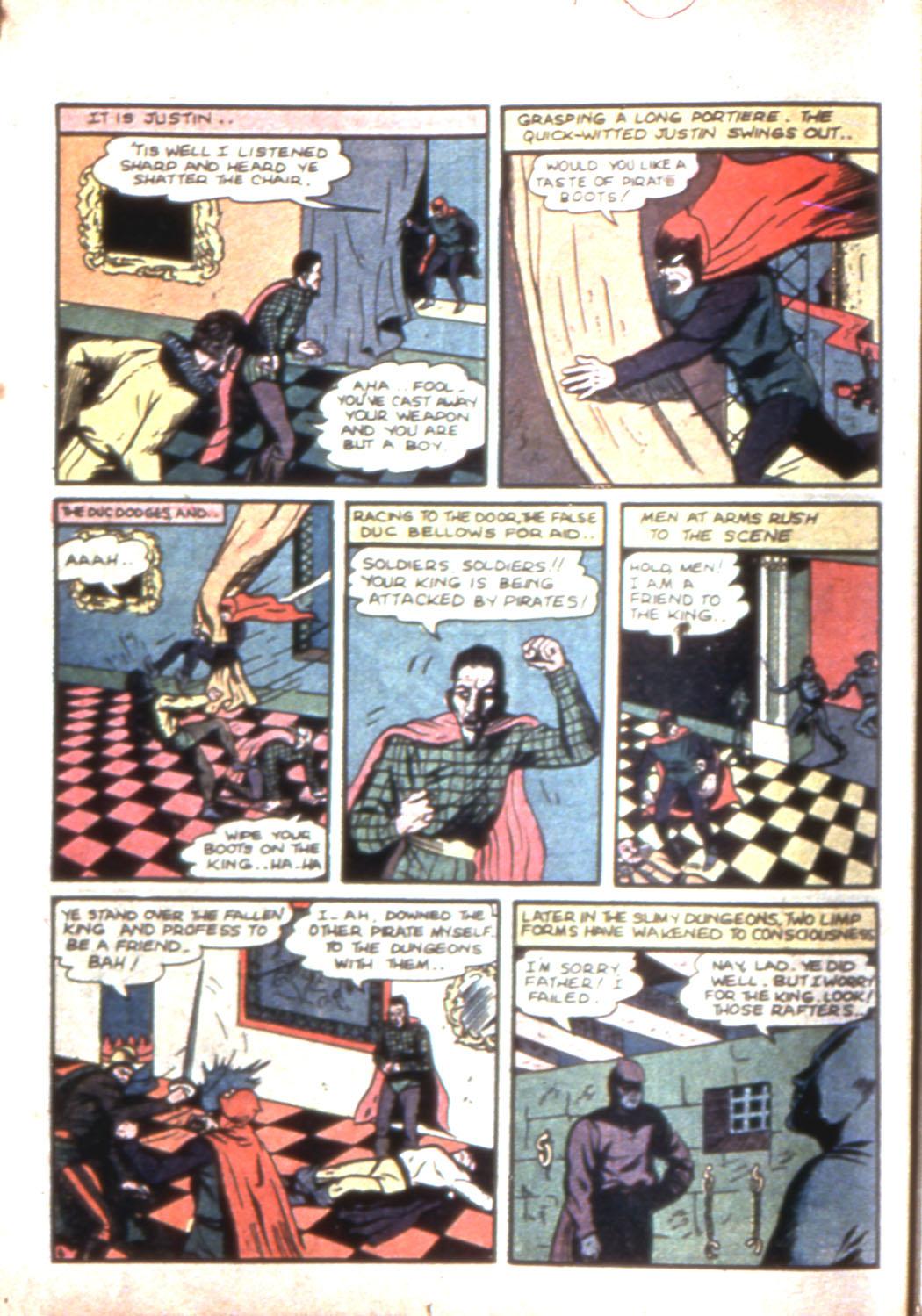 Read online Sensation (Mystery) Comics comic -  Issue #11 - 22
