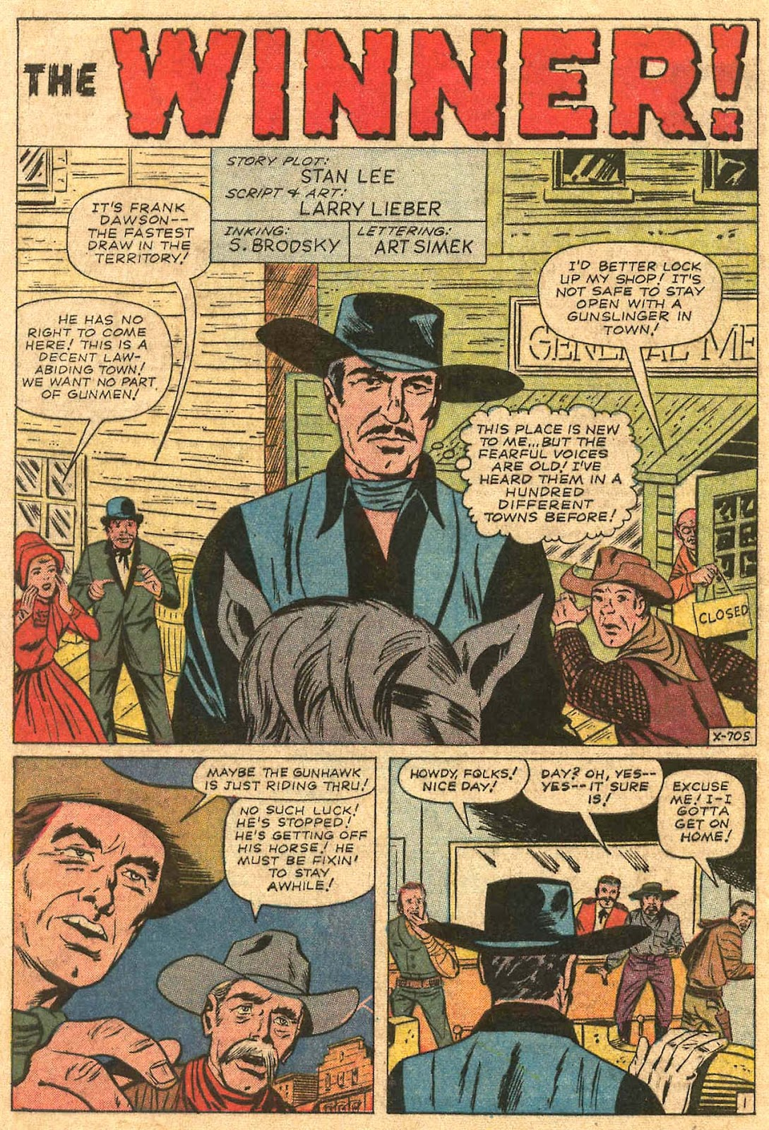 The Rawhide Kid (1955) issue 41 - Page 28