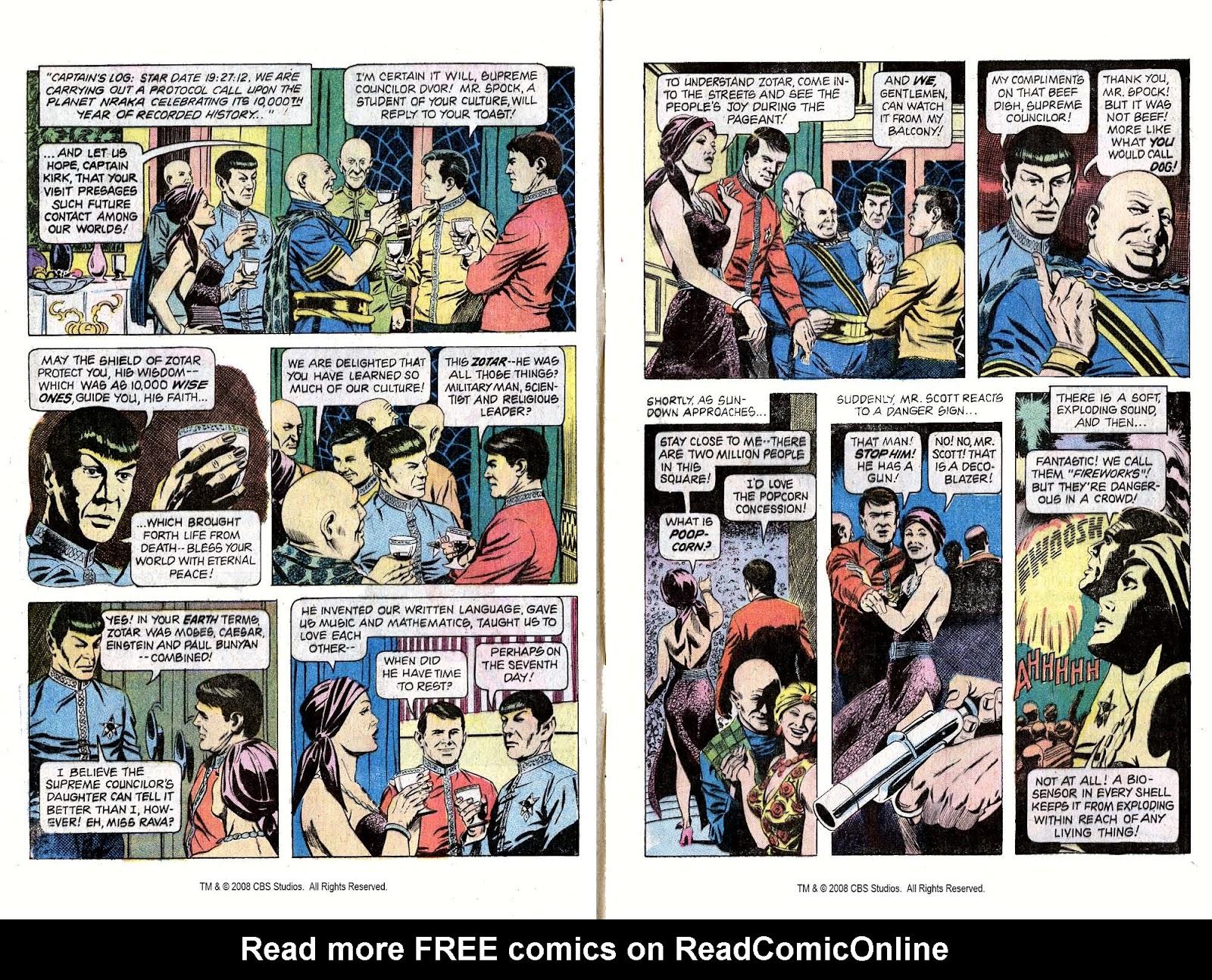 Star Trek (1967) issue 41 - Page 3