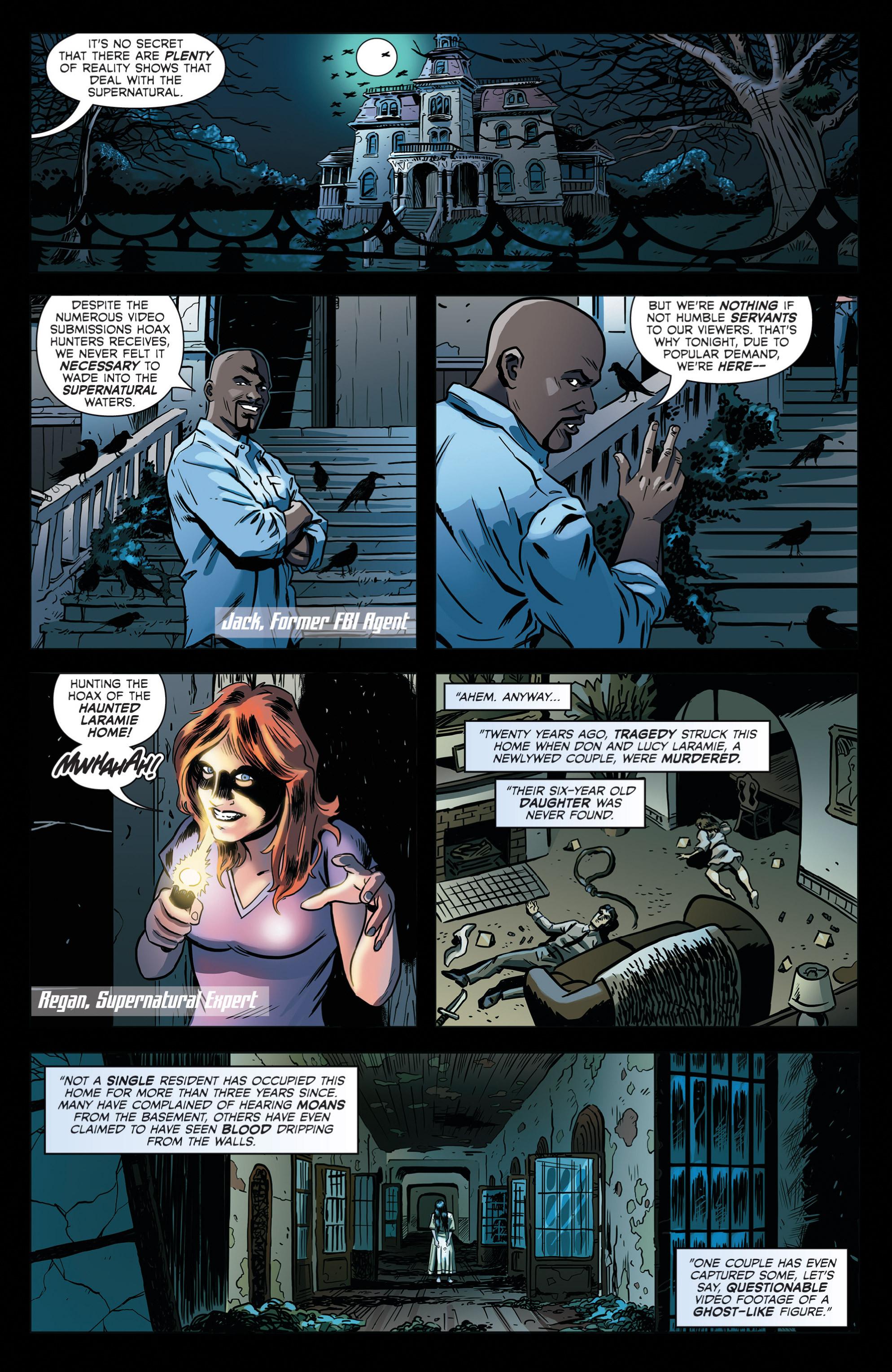 Read online Hoax Hunters (2012) comic -  Issue # TPB 2 - 74