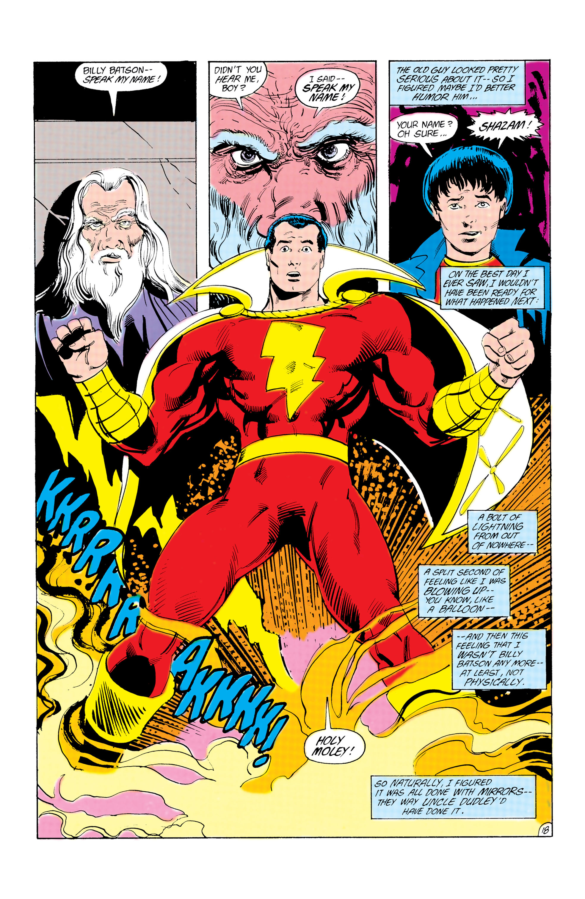 Read online Shazam!: The New Beginning comic -  Issue #1 - 19
