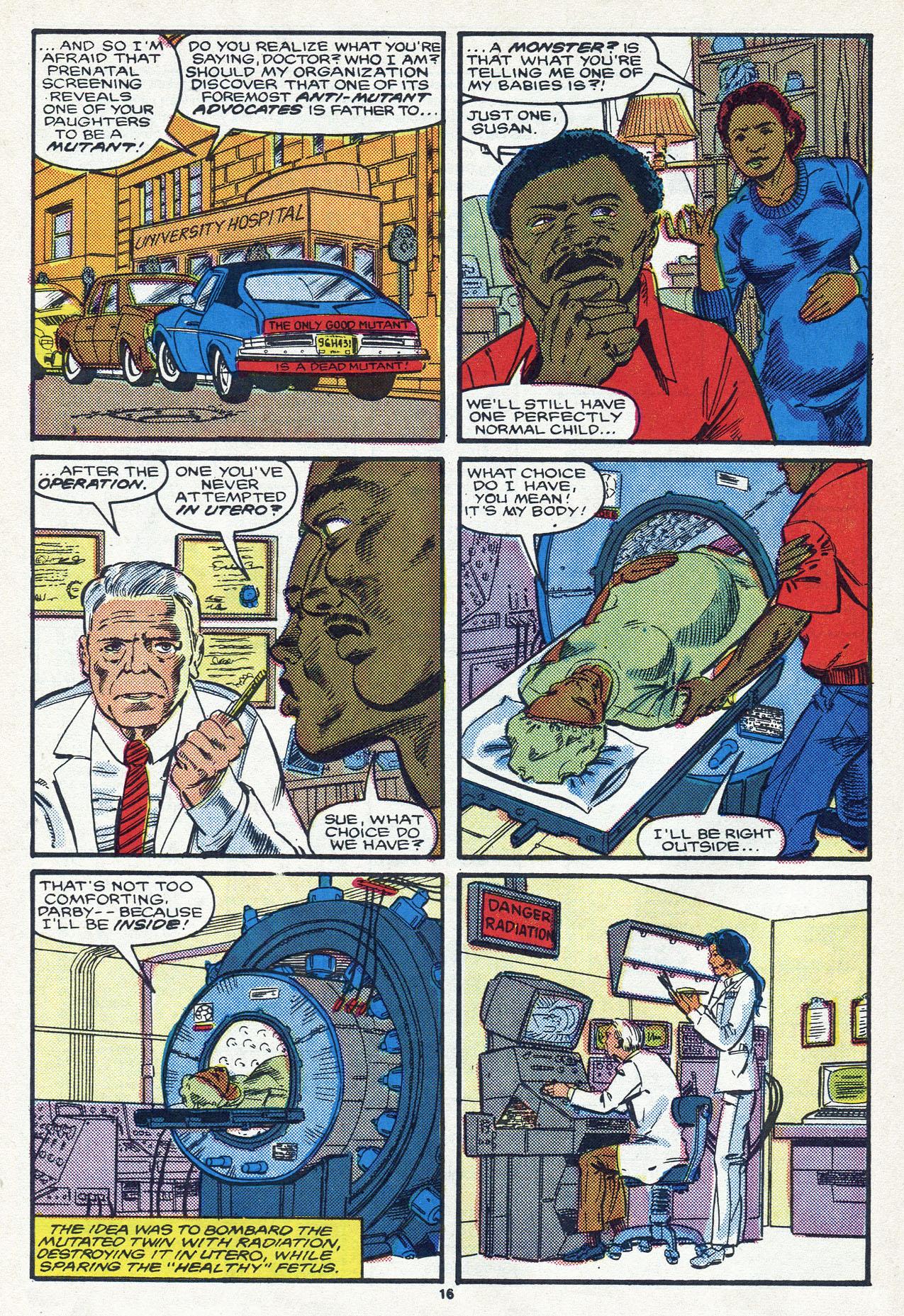 Read online Alpha Flight (1983) comic -  Issue #54 - 23