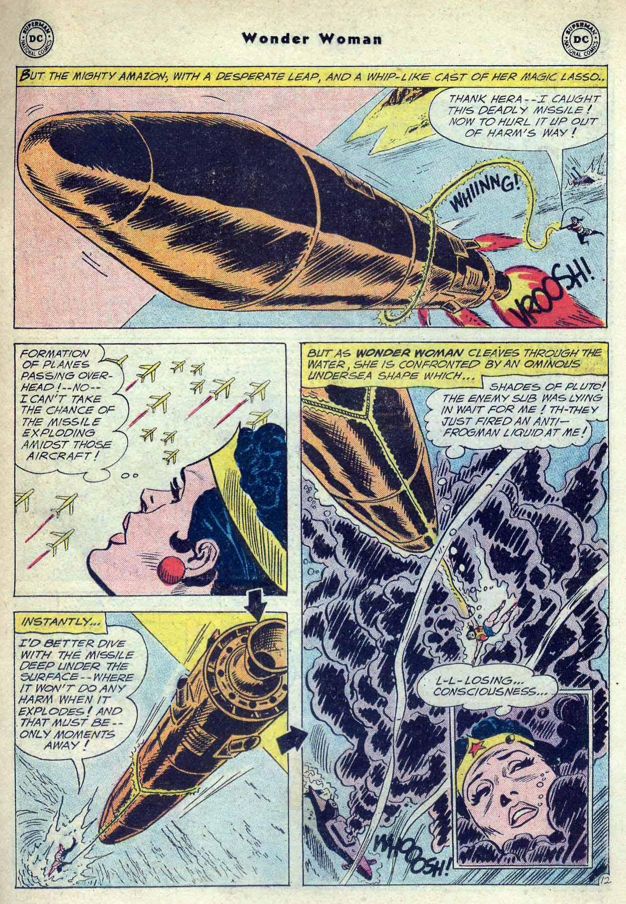 Read online Wonder Woman (1942) comic -  Issue #127 - 31