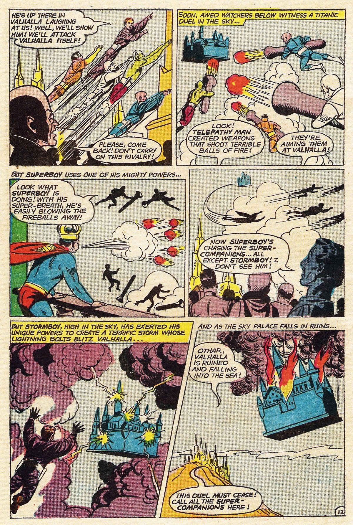 Read online Adventure Comics (1938) comic -  Issue #371 - 30