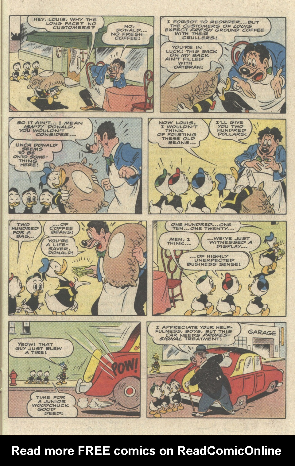 Read online Uncle Scrooge (1953) comic -  Issue #237 - 25