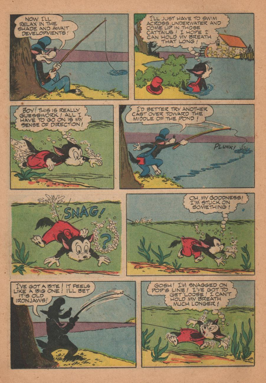 Walt Disney's Comics and Stories issue 194 - Page 16