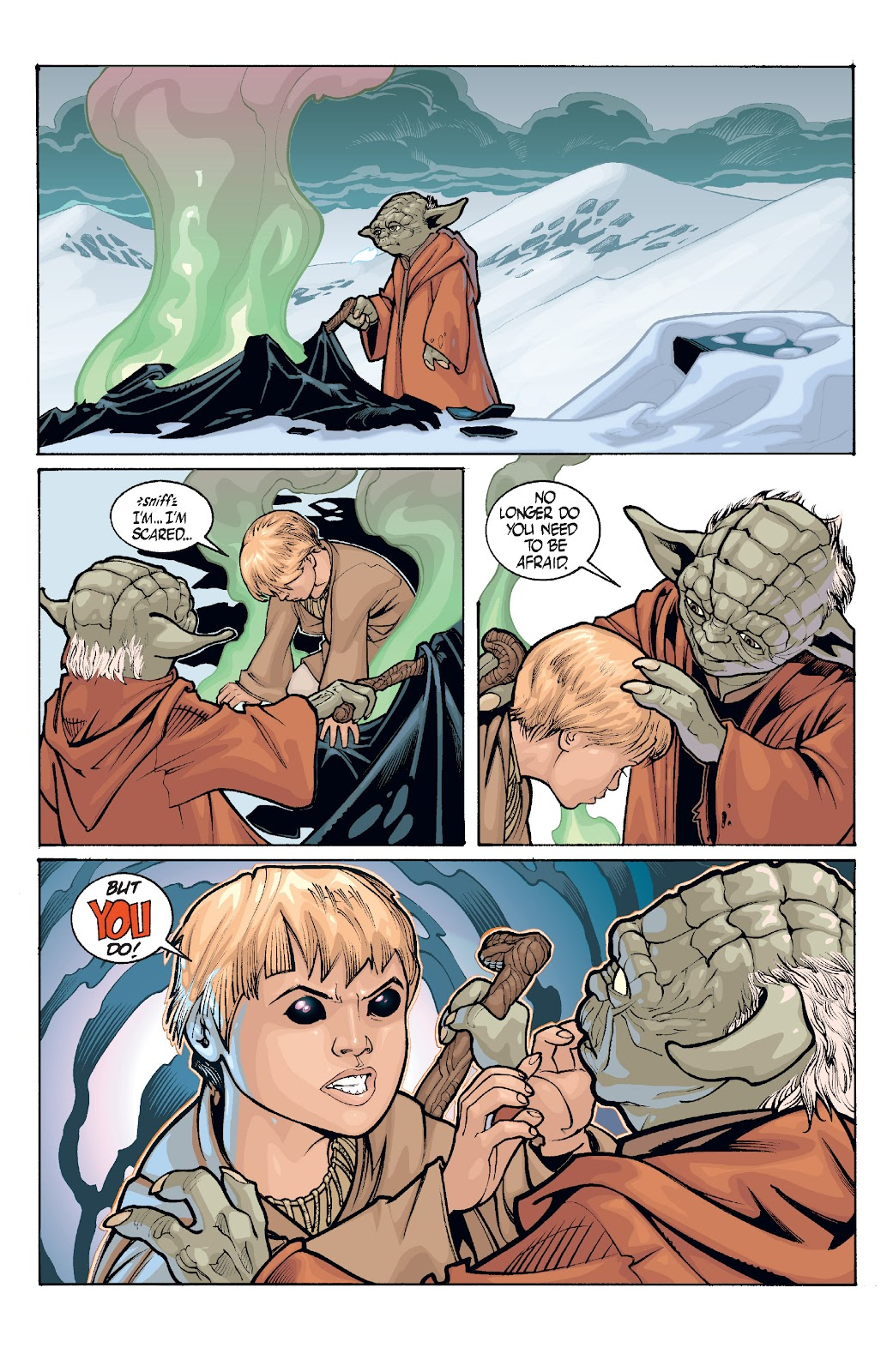 Read online Star Wars Legends: Infinities - Epic Collection comic -  Issue # TPB (Part 2) - 88