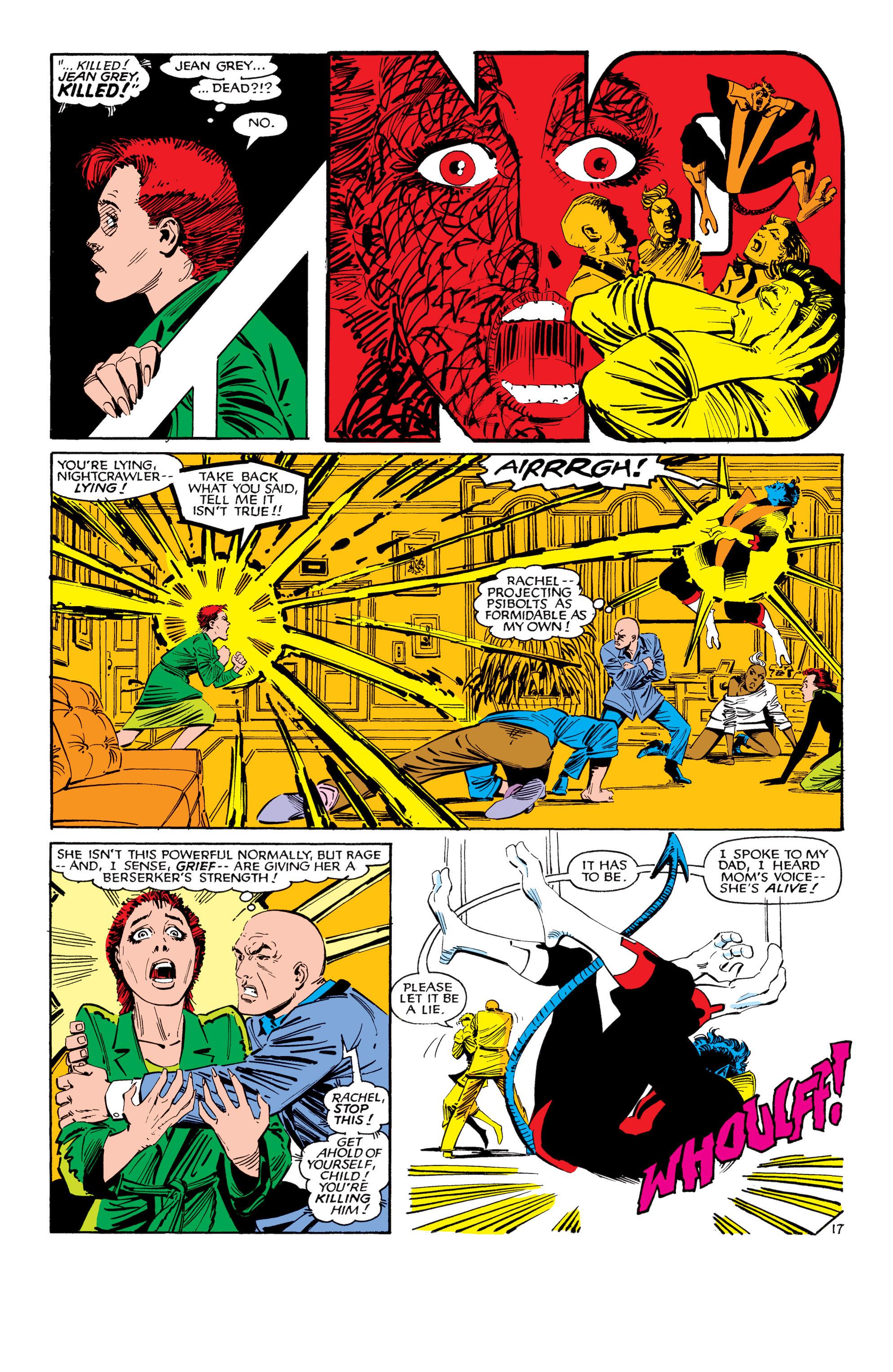 Read online Uncanny X-Men (1963) comic -  Issue #188 - 18