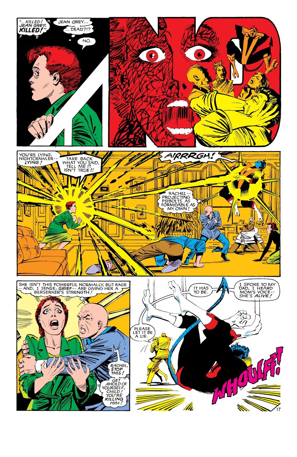 Uncanny X-Men (1963) issue 188 - Page 18