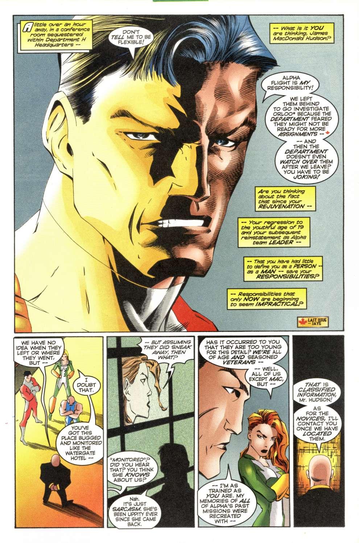 Read online Alpha Flight (1997) comic -  Issue #4 - 9