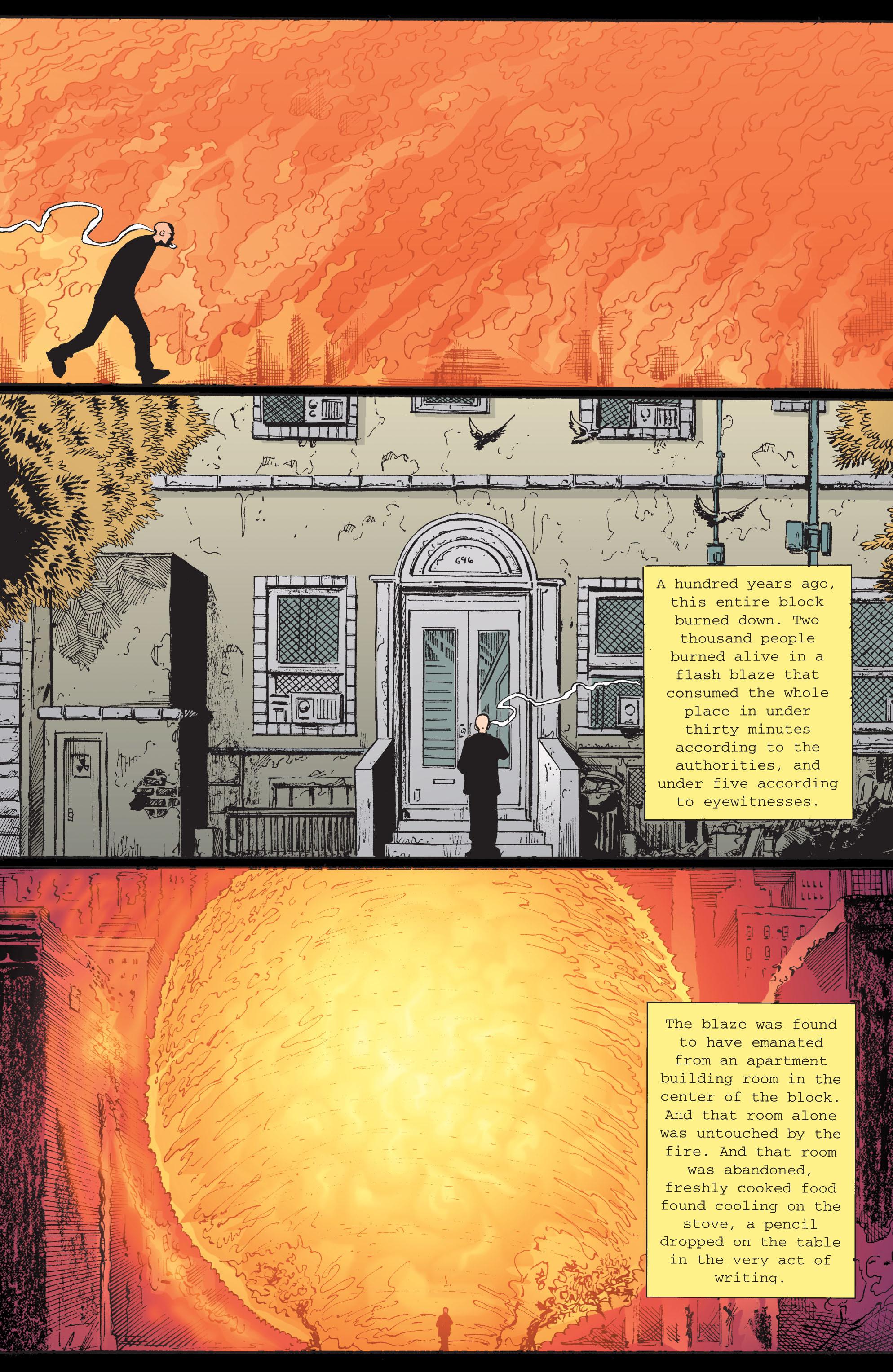 Read online Transmetropolitan comic -  Issue #42 - 12