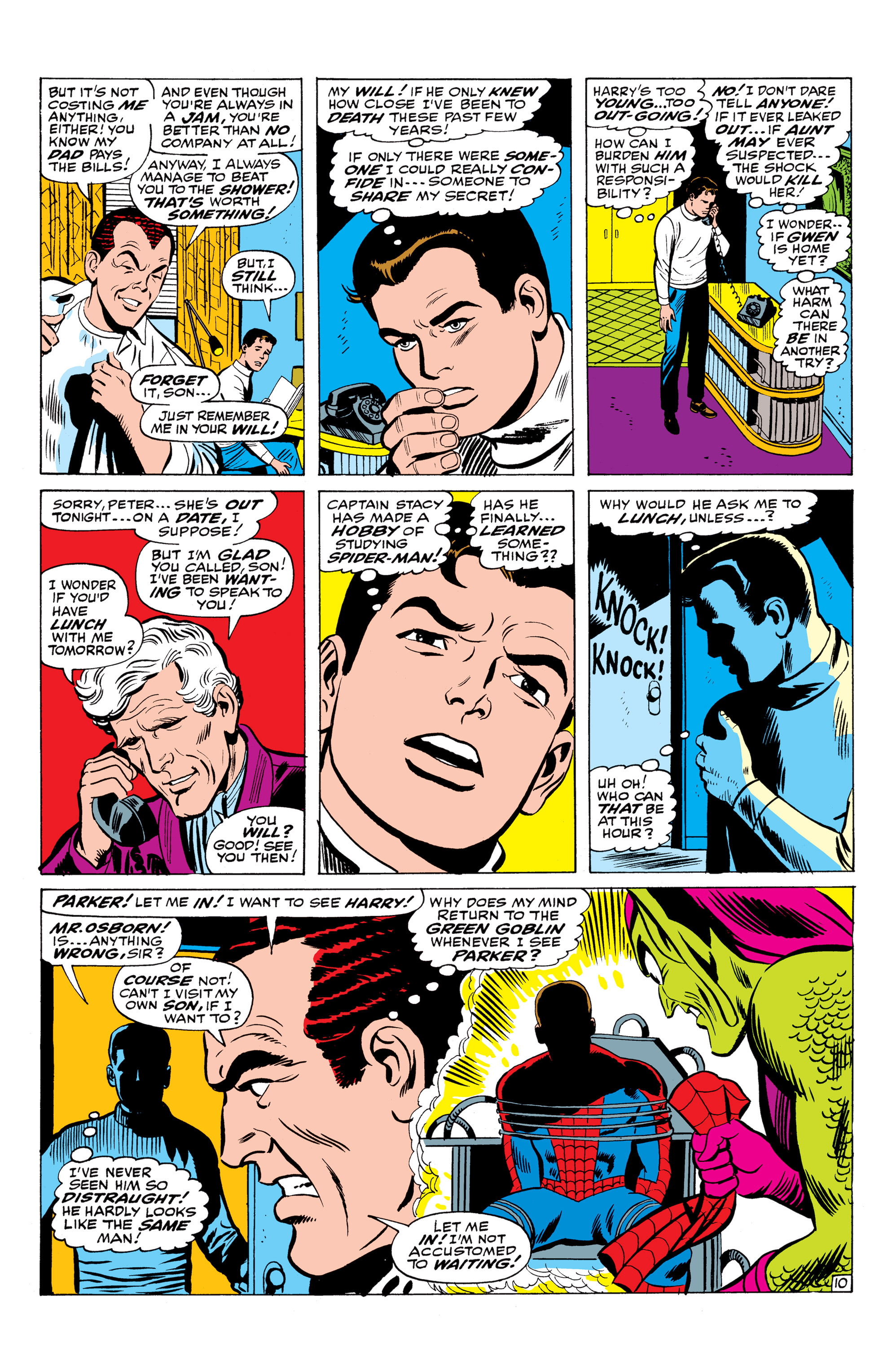 The Amazing Spider-Man (1963) 63 Page 10
