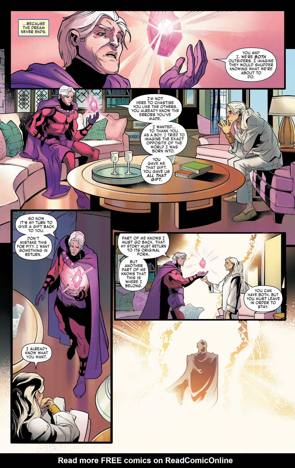 Read online Age of X-Man Omega comic -  Issue # Full - 30