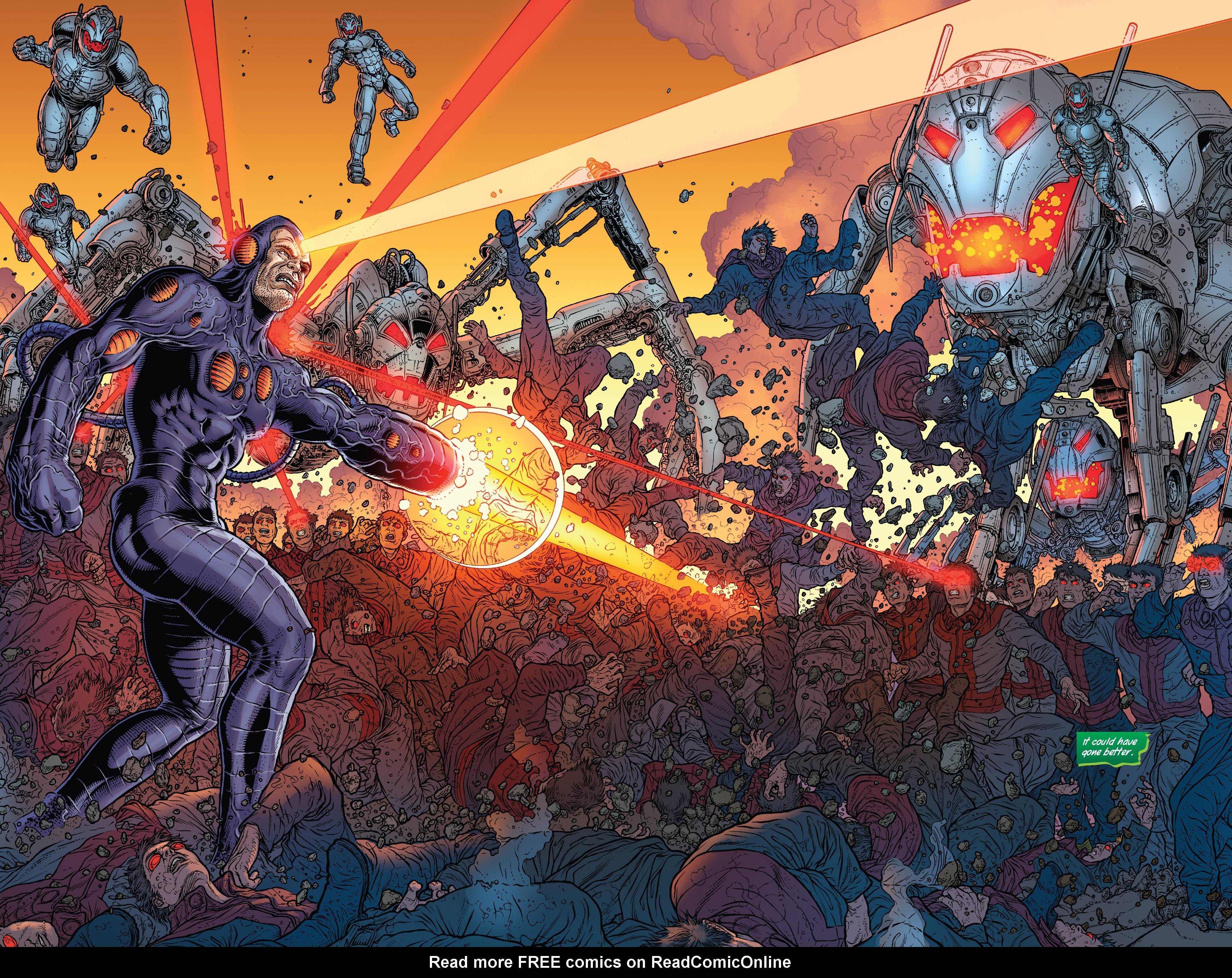 Read online Siege (2015) comic -  Issue #3 - 5