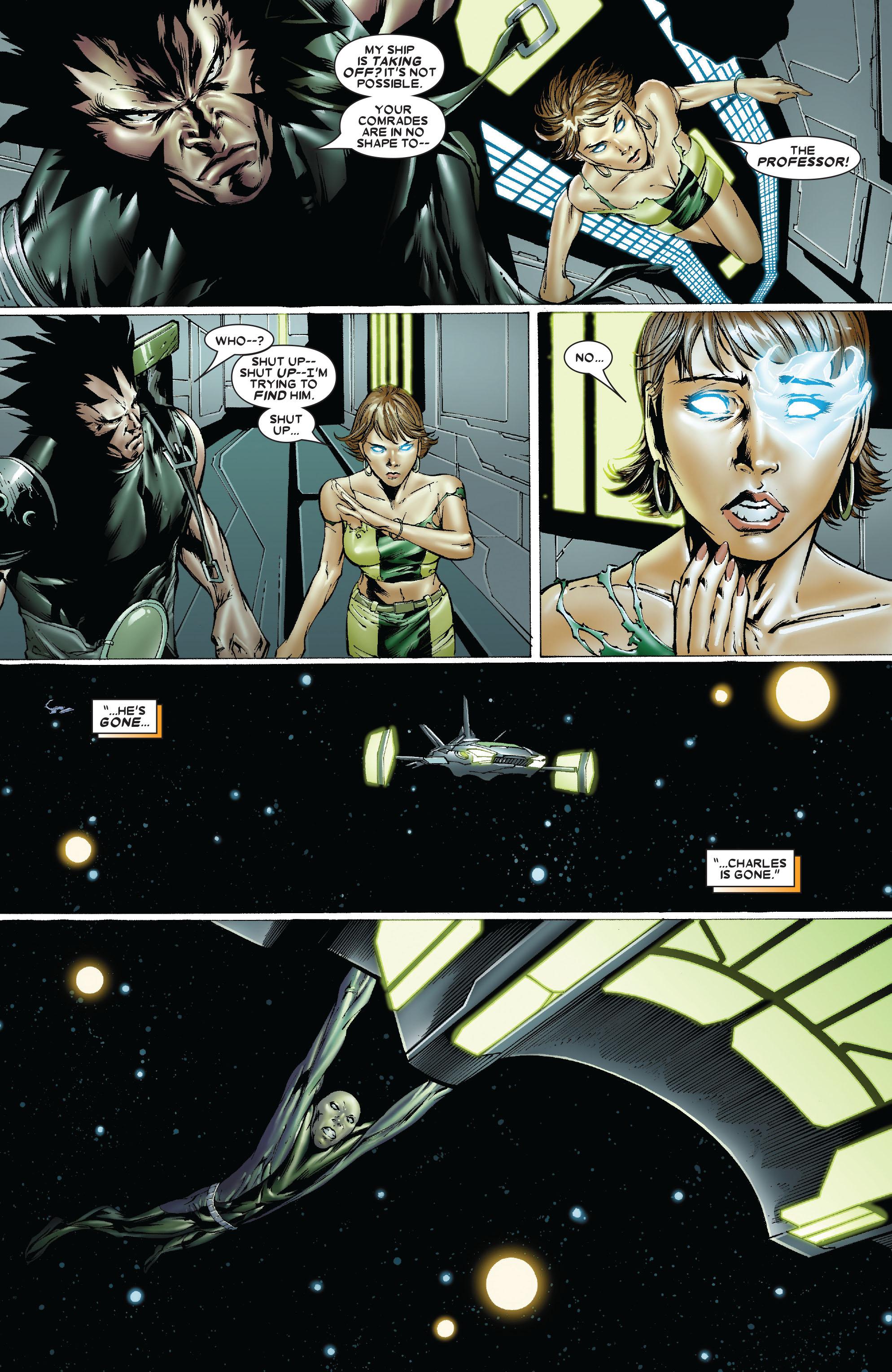 Read online Uncanny X-Men (1963) comic -  Issue #479 - 22