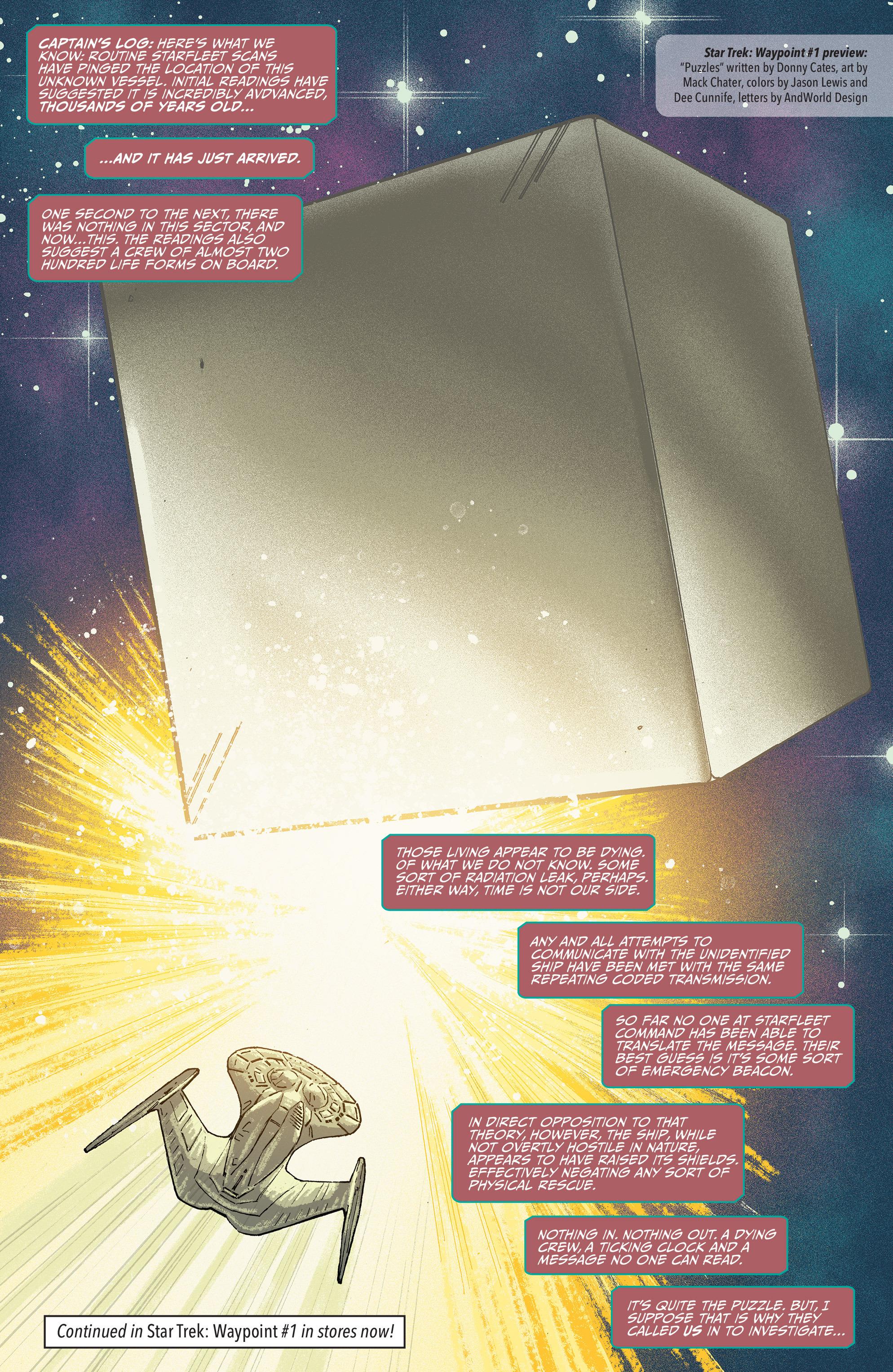 Read online Star Trek: Deviations comic -  Issue # Full - 37