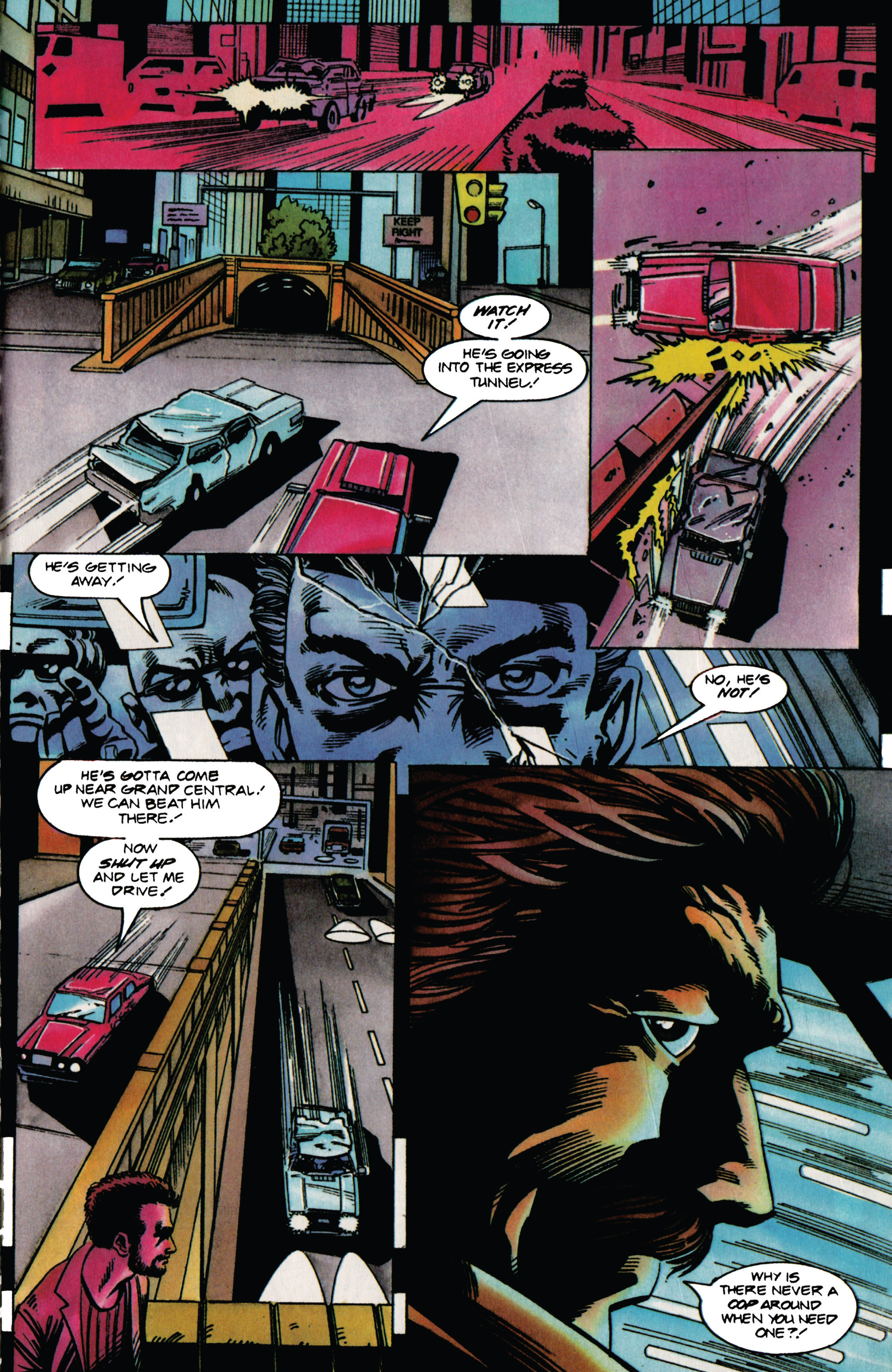 Read online Eternal Warrior (1992) comic -  Issue #30 - 15