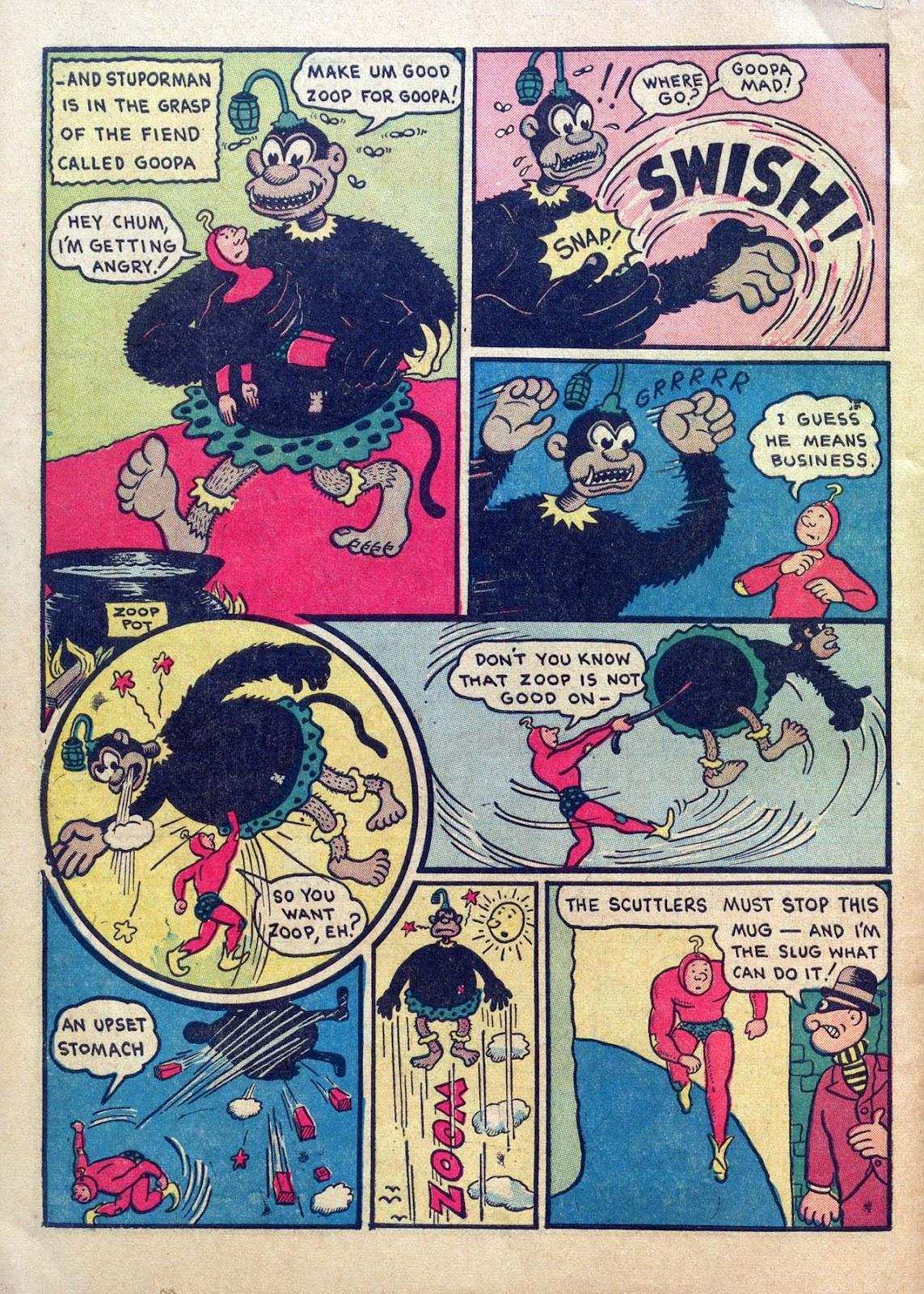 Read online Joker Comics comic -  Issue #1 - 64