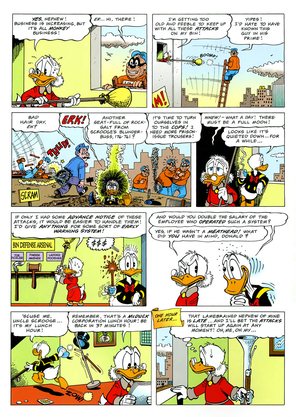 Read online Uncle Scrooge (1953) comic -  Issue #321 - 4